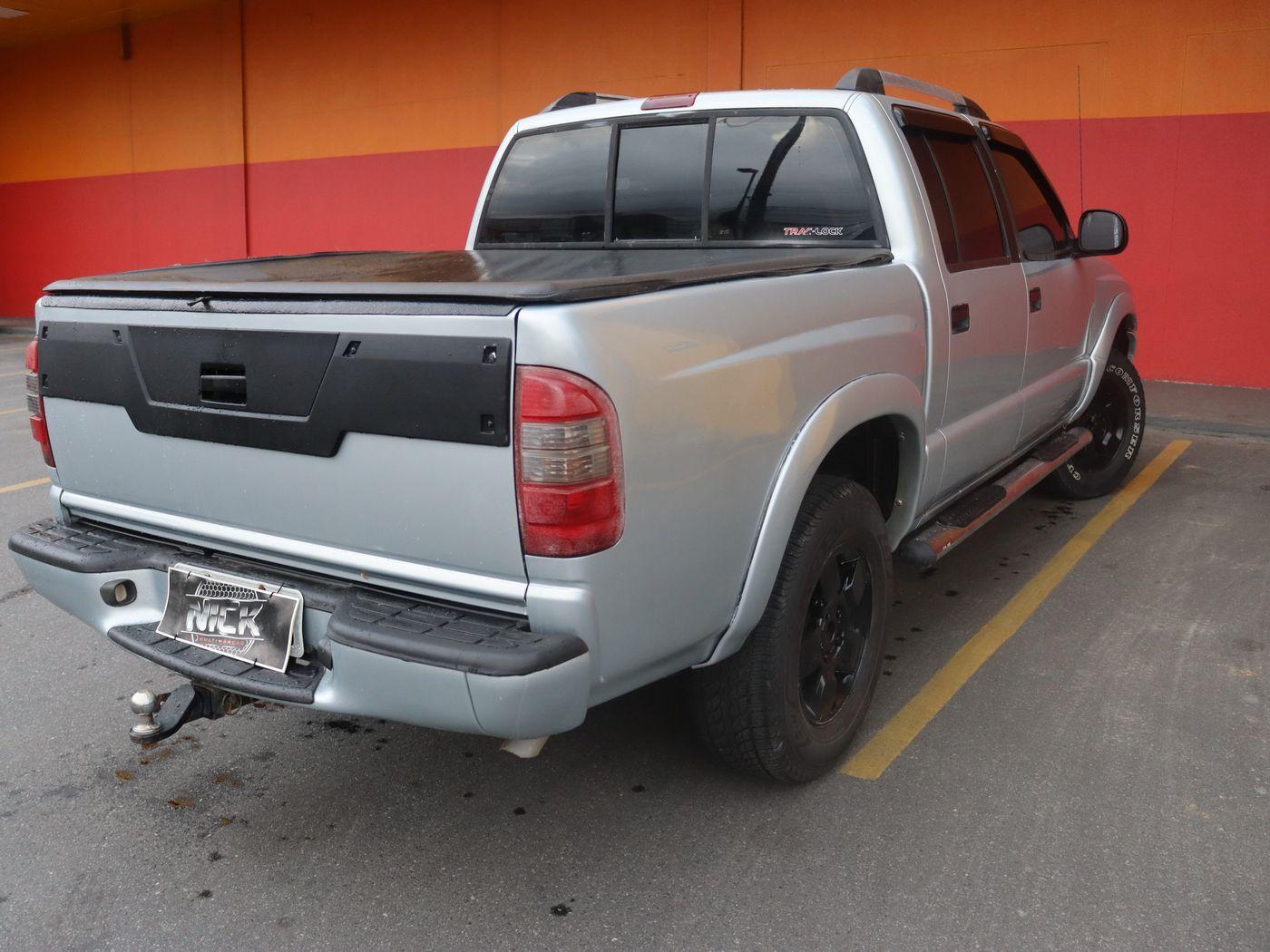 Chevrolet S10 Pick-Up Exec. 2.8 4x2 CD TB Int.Dies