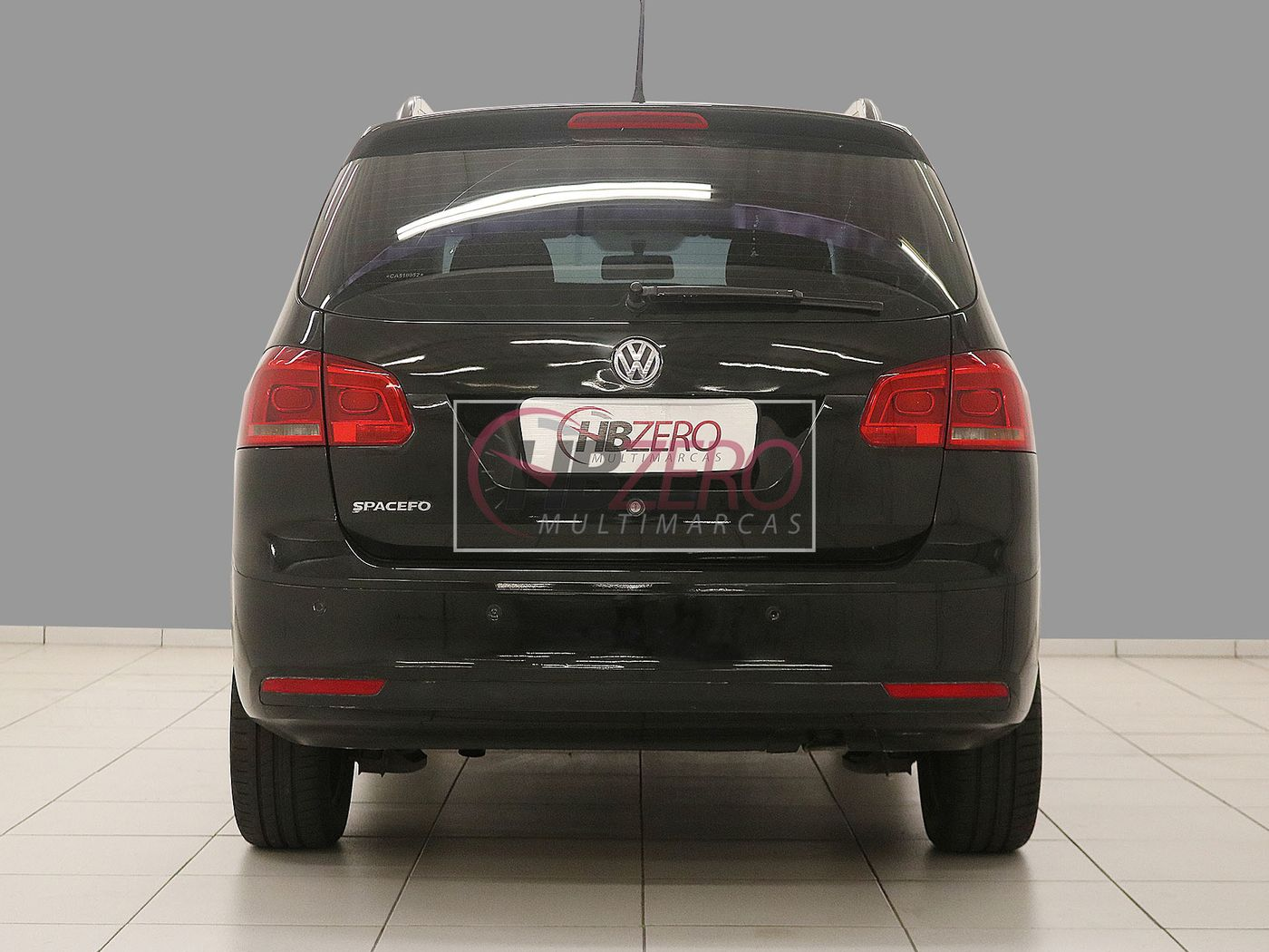 VolksWagen SPACEFOX 1.6/ 1.6 Trend Total Flex 8V 5p