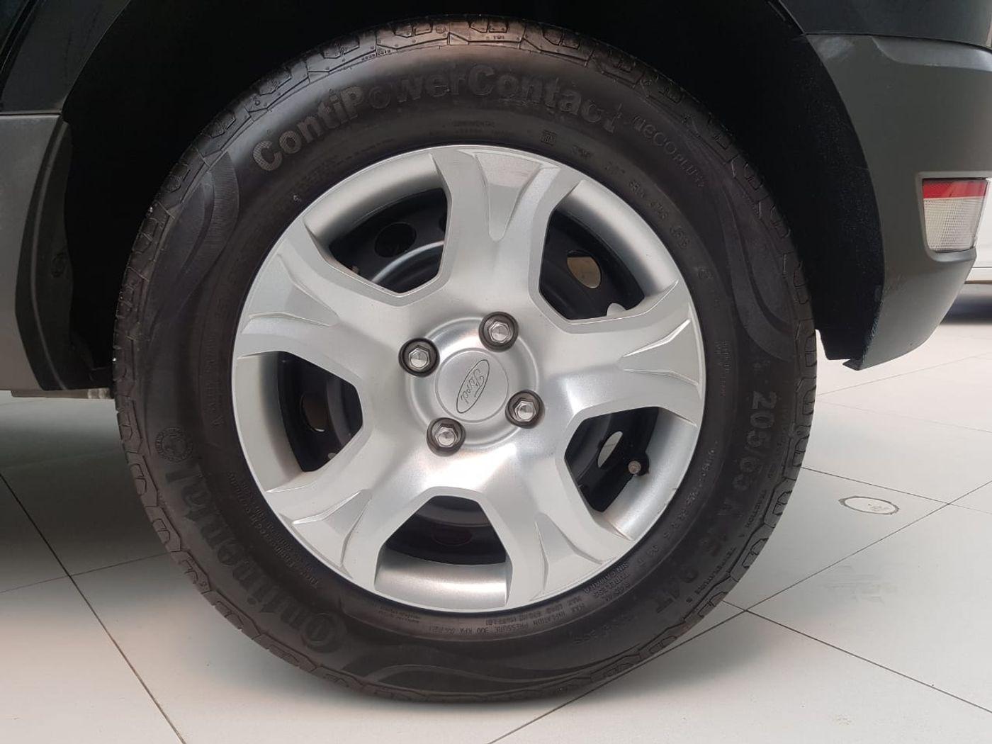 Ford EcoSport SE 1.6 16V Flex 5p Aut.
