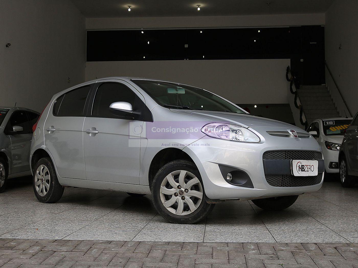 Fiat Palio ATTRA. Best Seller 1.4 EVO Flex 5p