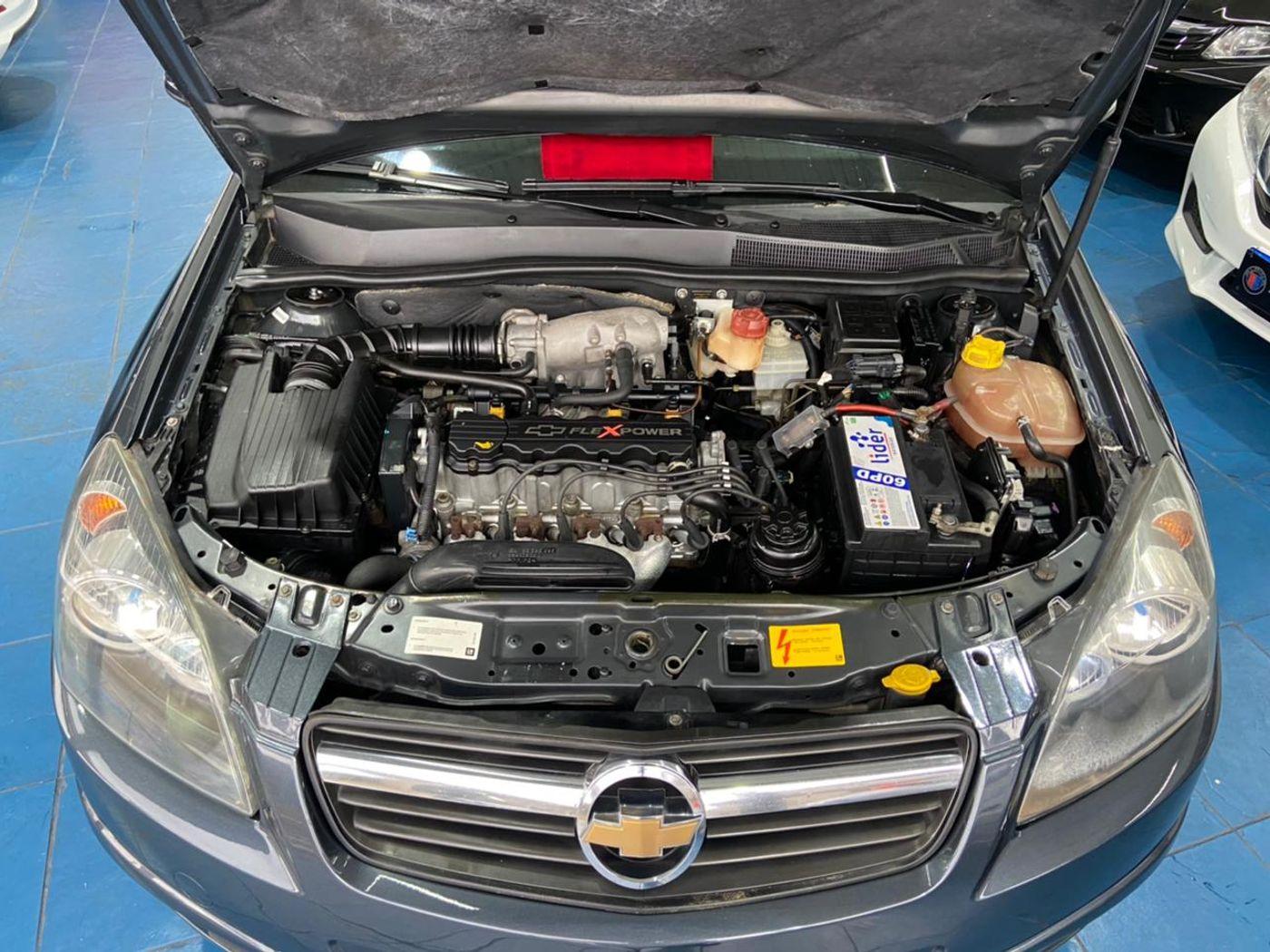 Chevrolet Vectra GT-X 2.0 MPFI 8V FlexPower Mec.