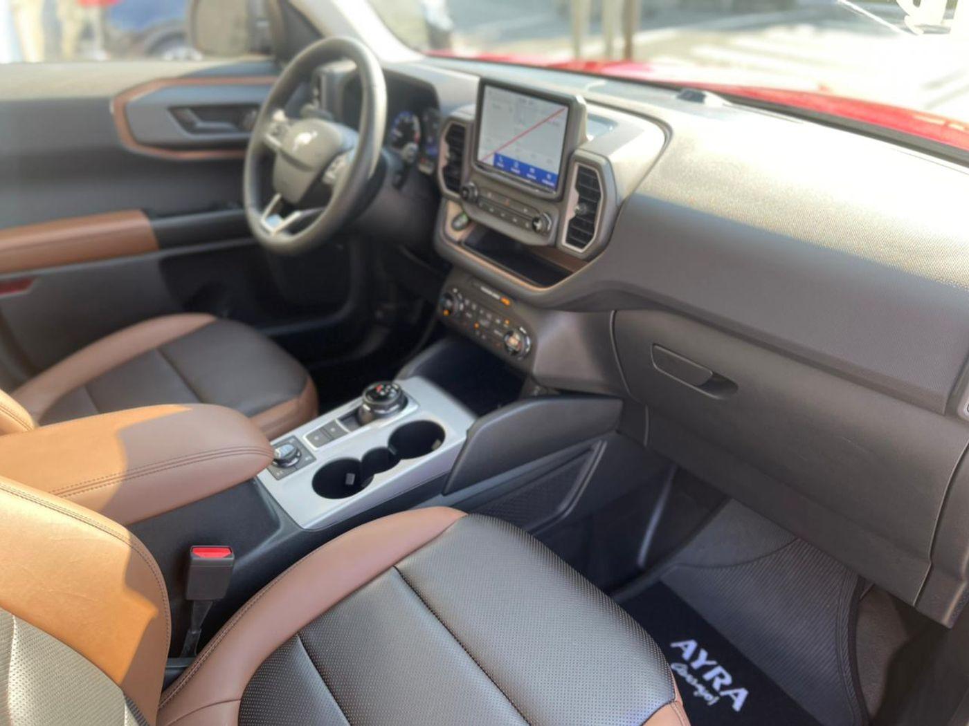 Ford Bronco Sport Wildtrak 2.0 Tb 16V AWD Aut