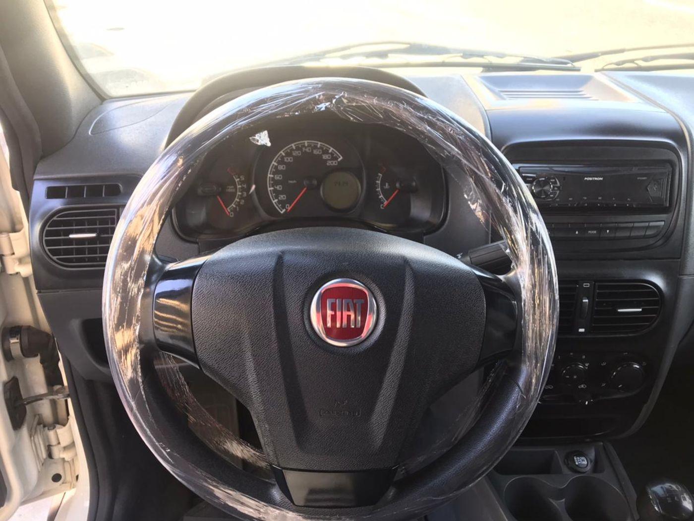 Fiat Strada Working HARD 1.4 Fire Flex 8V CS
