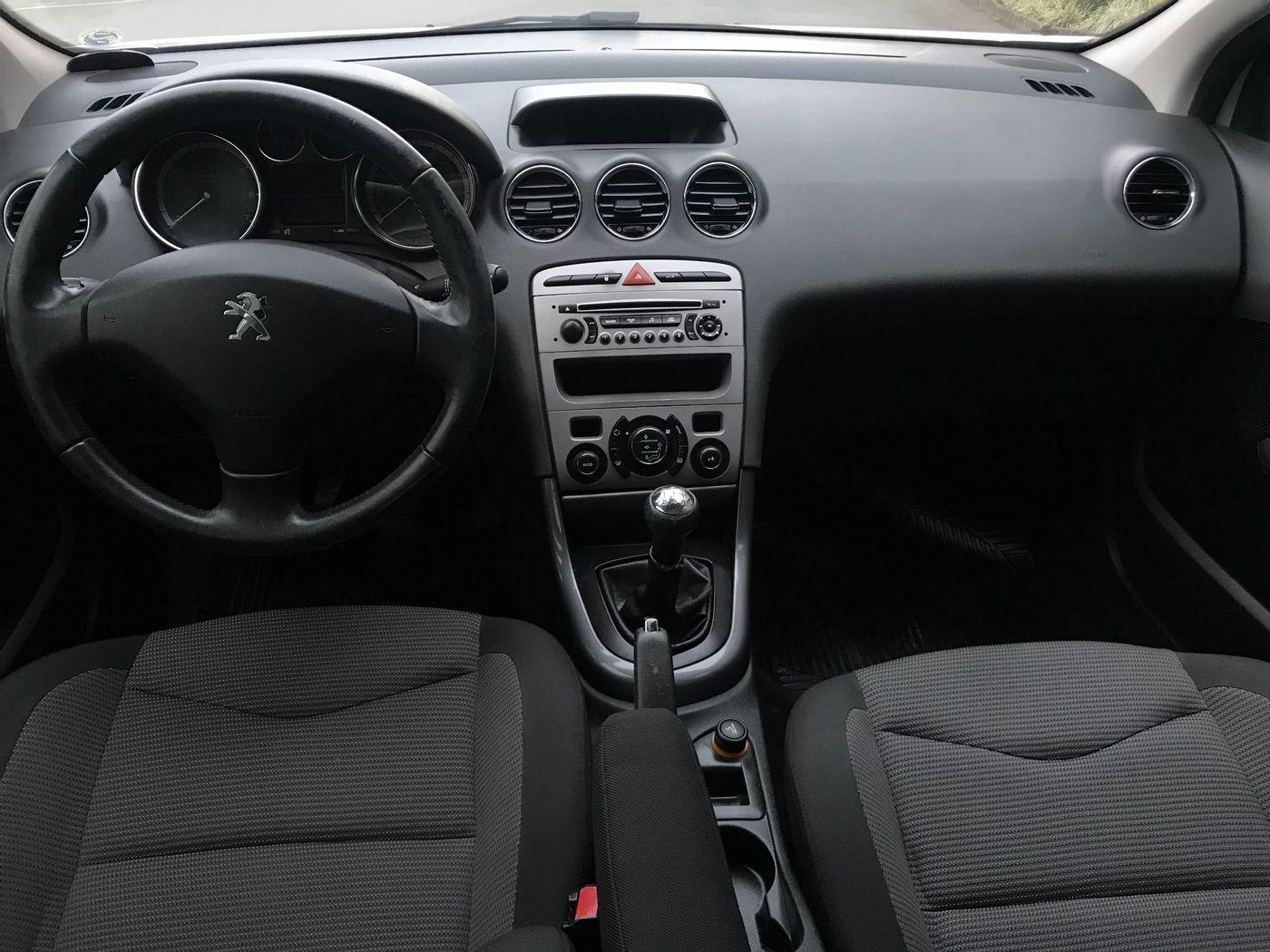 Peugeot 308 Allure 1.6 Flex 16V 5p Mec.