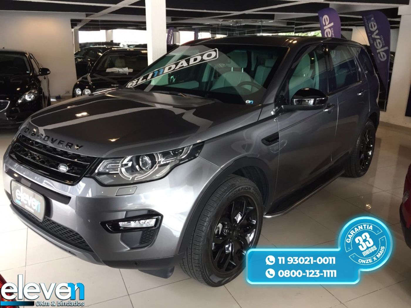 Land Rover Discovery Sp.HSE 2.0 4x4 180cv Die. Aut.