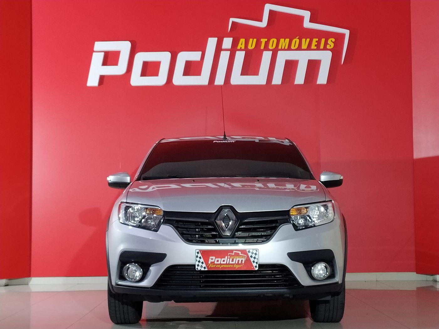 Renault SANDERO Intense Flex 1.6 16V 5p Aut.