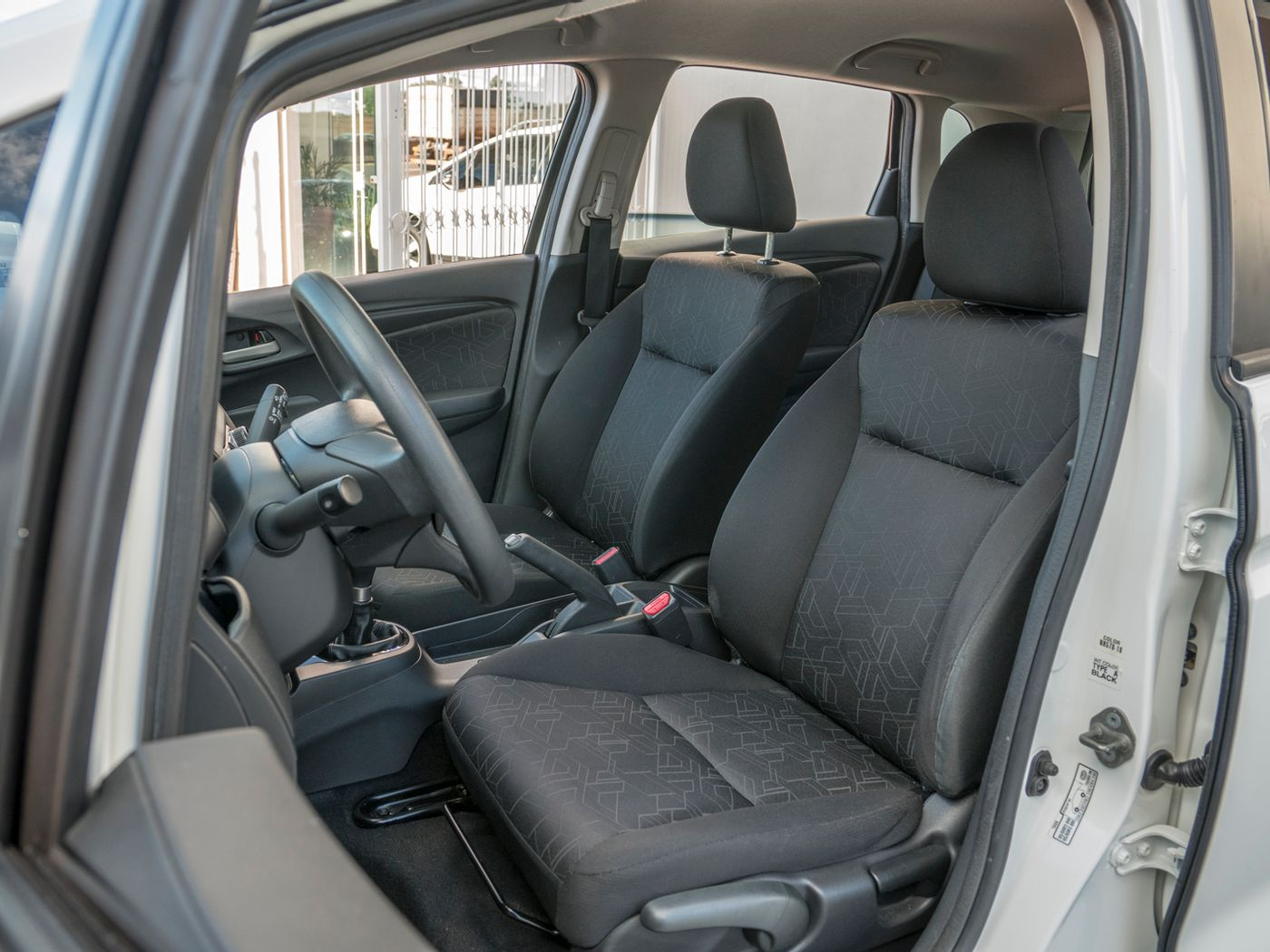 Honda Fit LX 1.5 Flexone 16V 5p Mec.