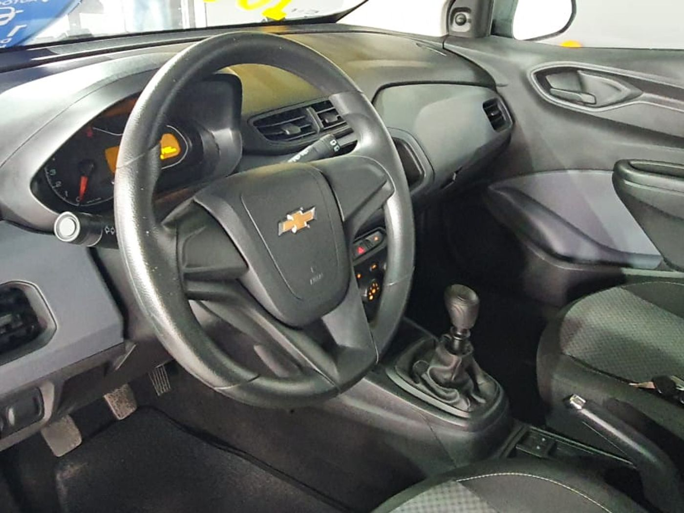 Chevrolet JOY Hatch1.0 8V Flex 5p Mec.