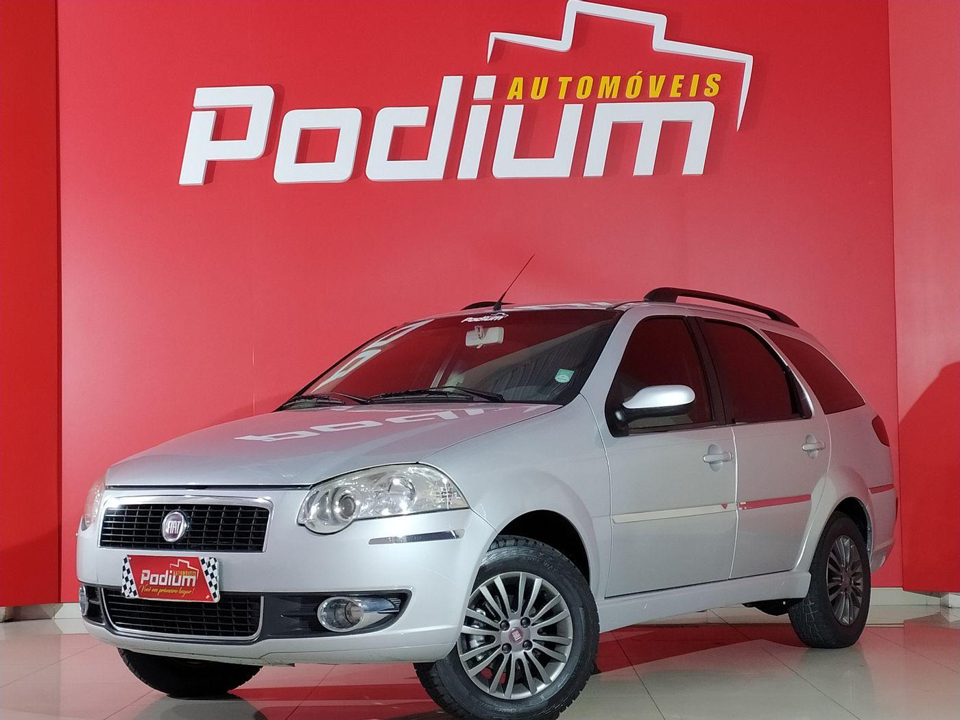 Fiat Palio Weekend ELX 1.4 mpi Fire Flex 8V