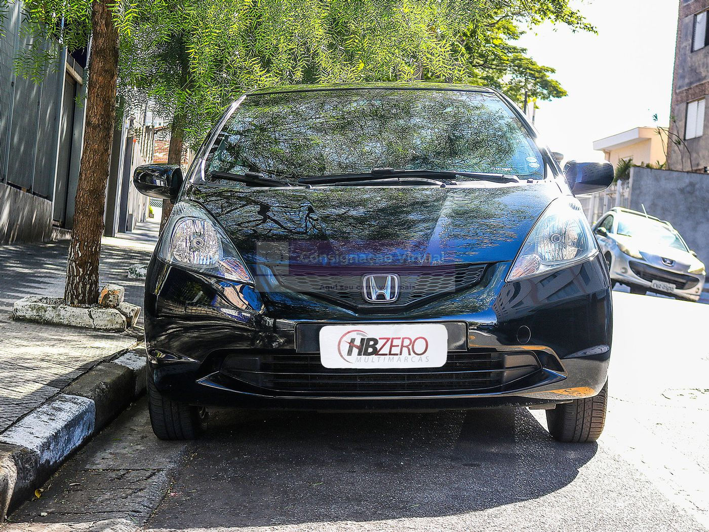 Honda Fit LX 1.4/ 1.4 Flex 8V/16V 5p Mec.