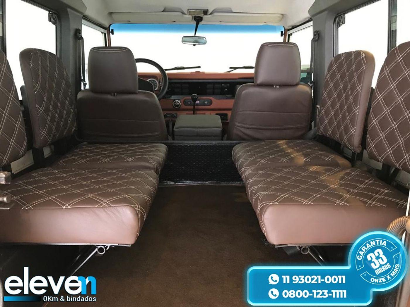 Land Rover Defender 90 TDI SW Diesel