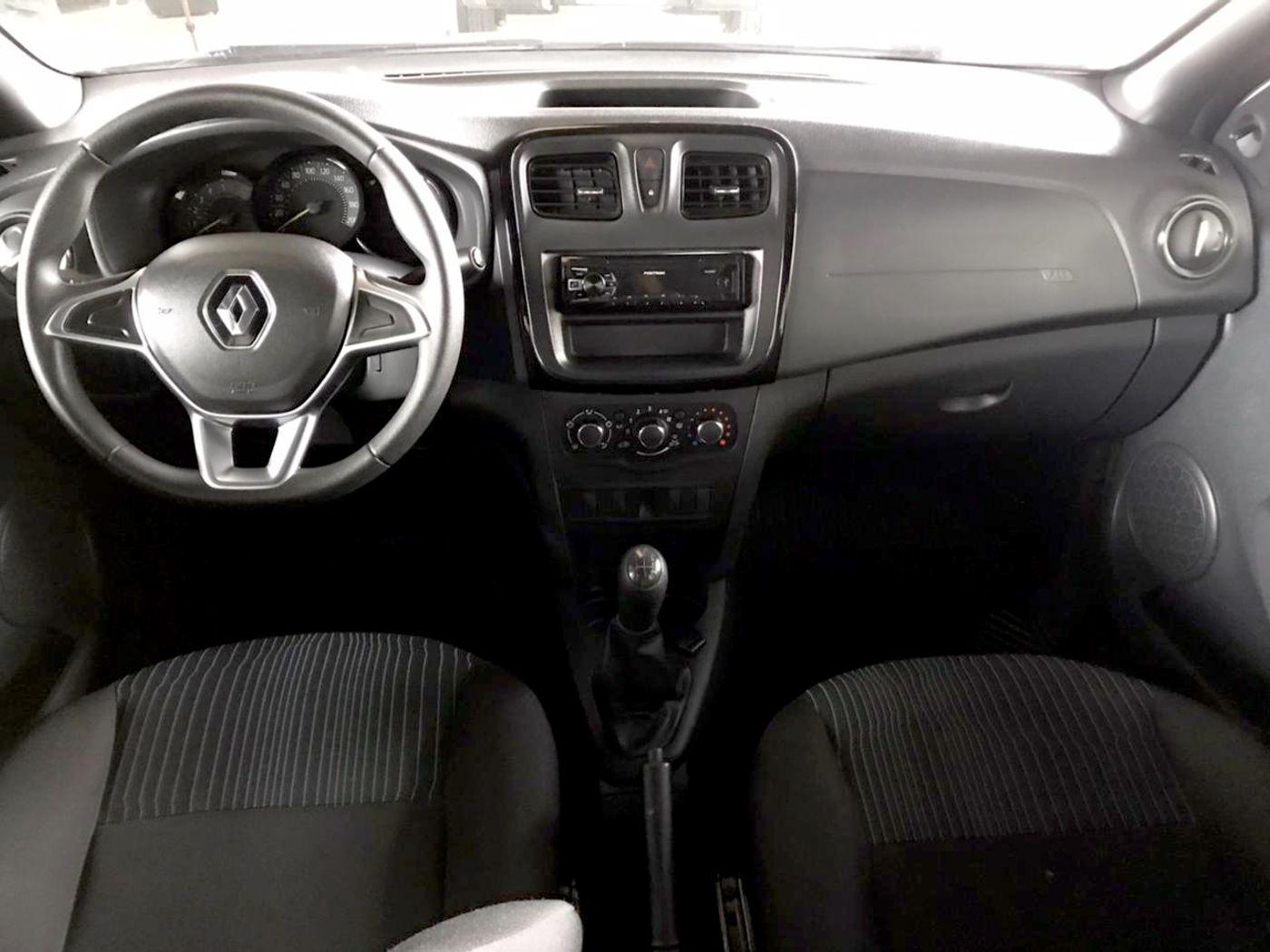Renault LOGAN Life Flex 1.0 12V 4p Mec.