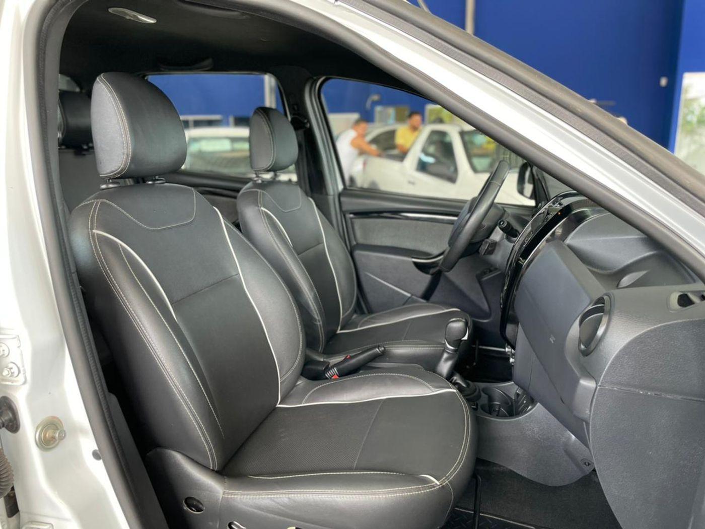 Renault DUSTER OROCH Dyna. 2.0 Hi-Flex 16V Aut.
