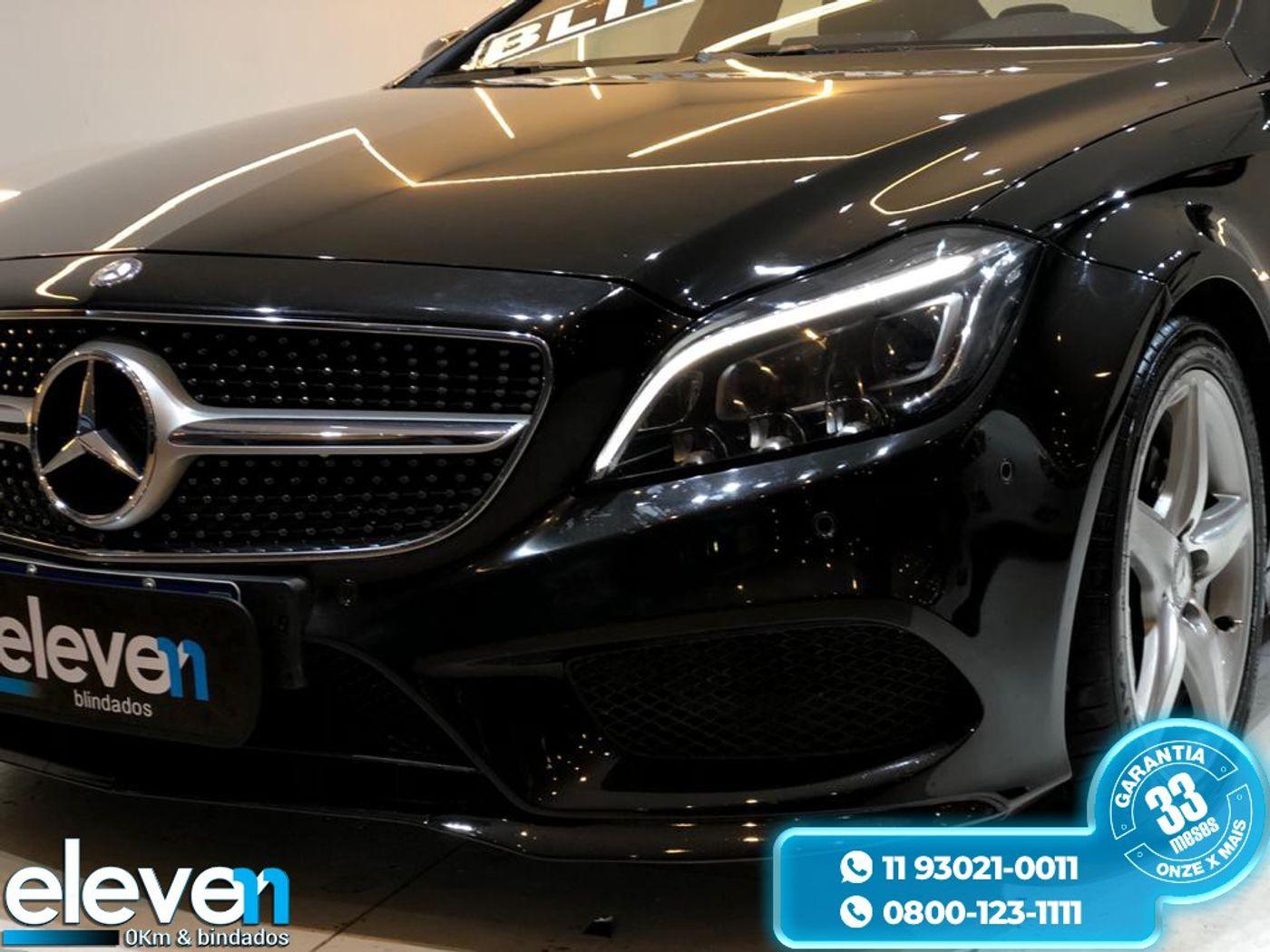 Mercedes CLS-400 3.5 V6 Bi-Turbo 333cv Aut.