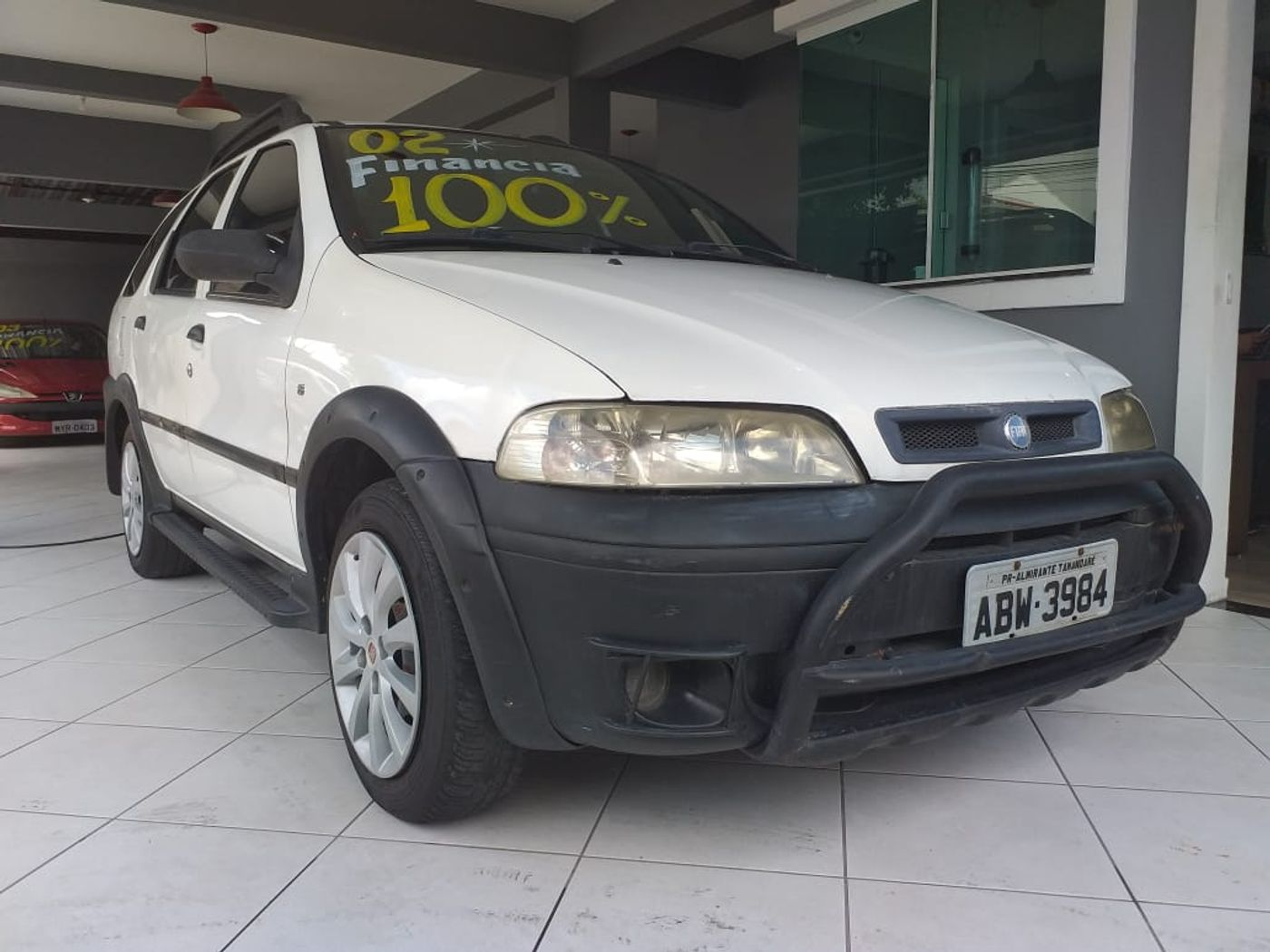 Fiat Palio Weekend Adventure 1.6 8V/16V
