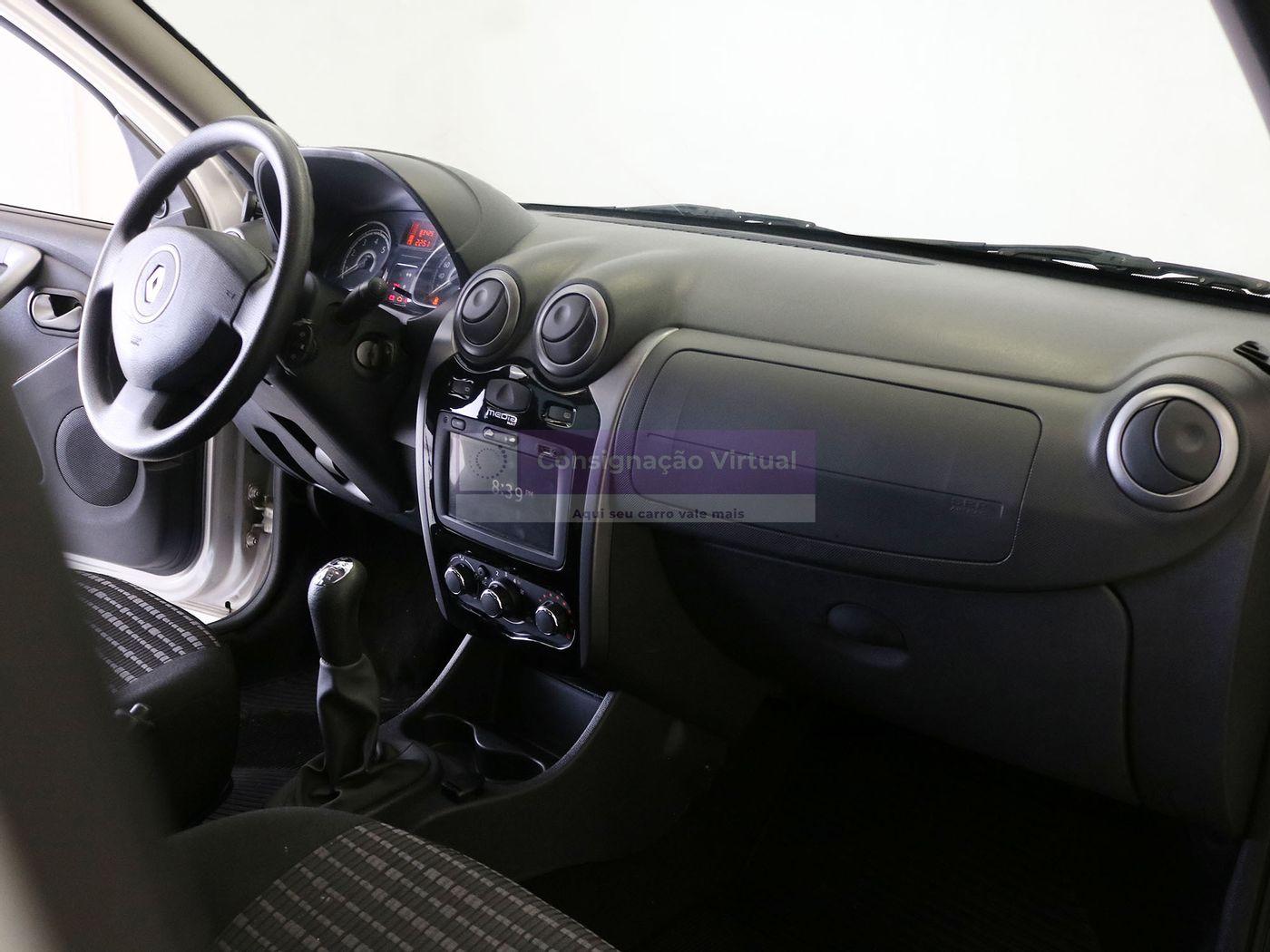 Renault SANDERO Expression Hi-Flex 1.6 8V 5p