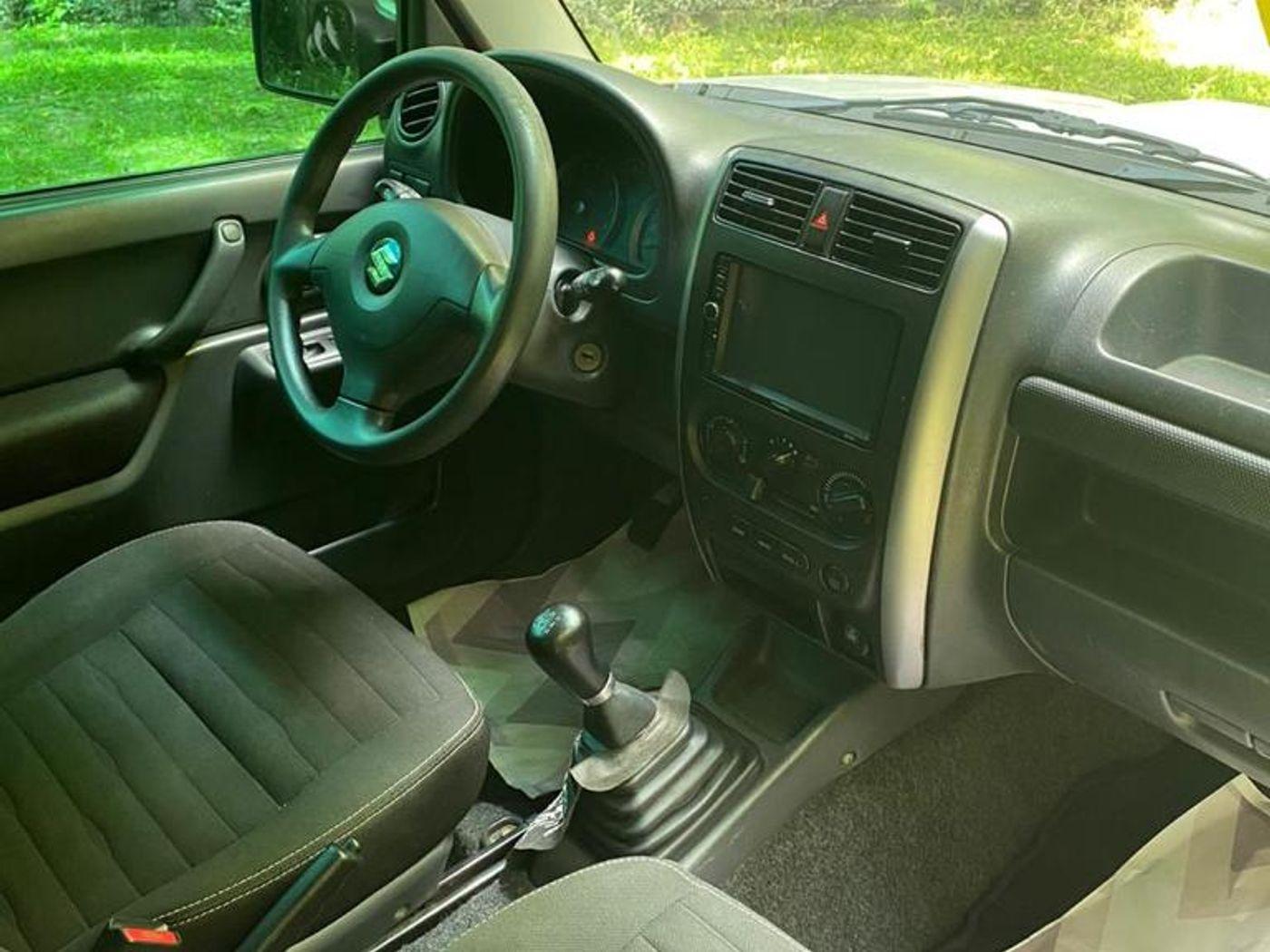 Suzuki Jimny 4SUN 1.3 16V