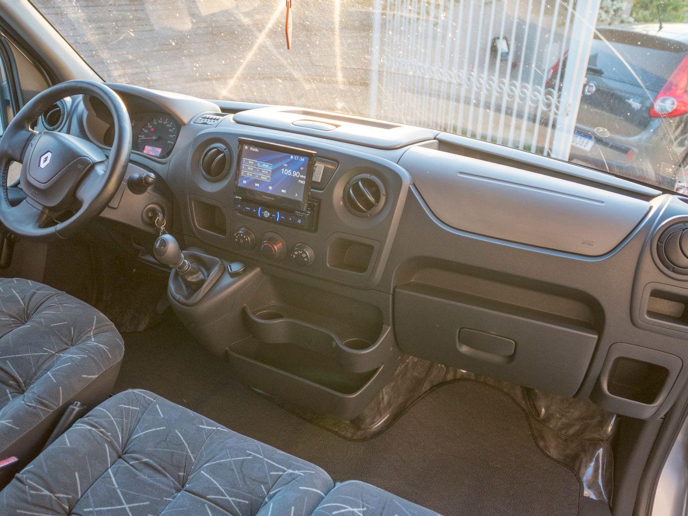 Renault Master 2.3 dCi VIP Longo 16L Diesel