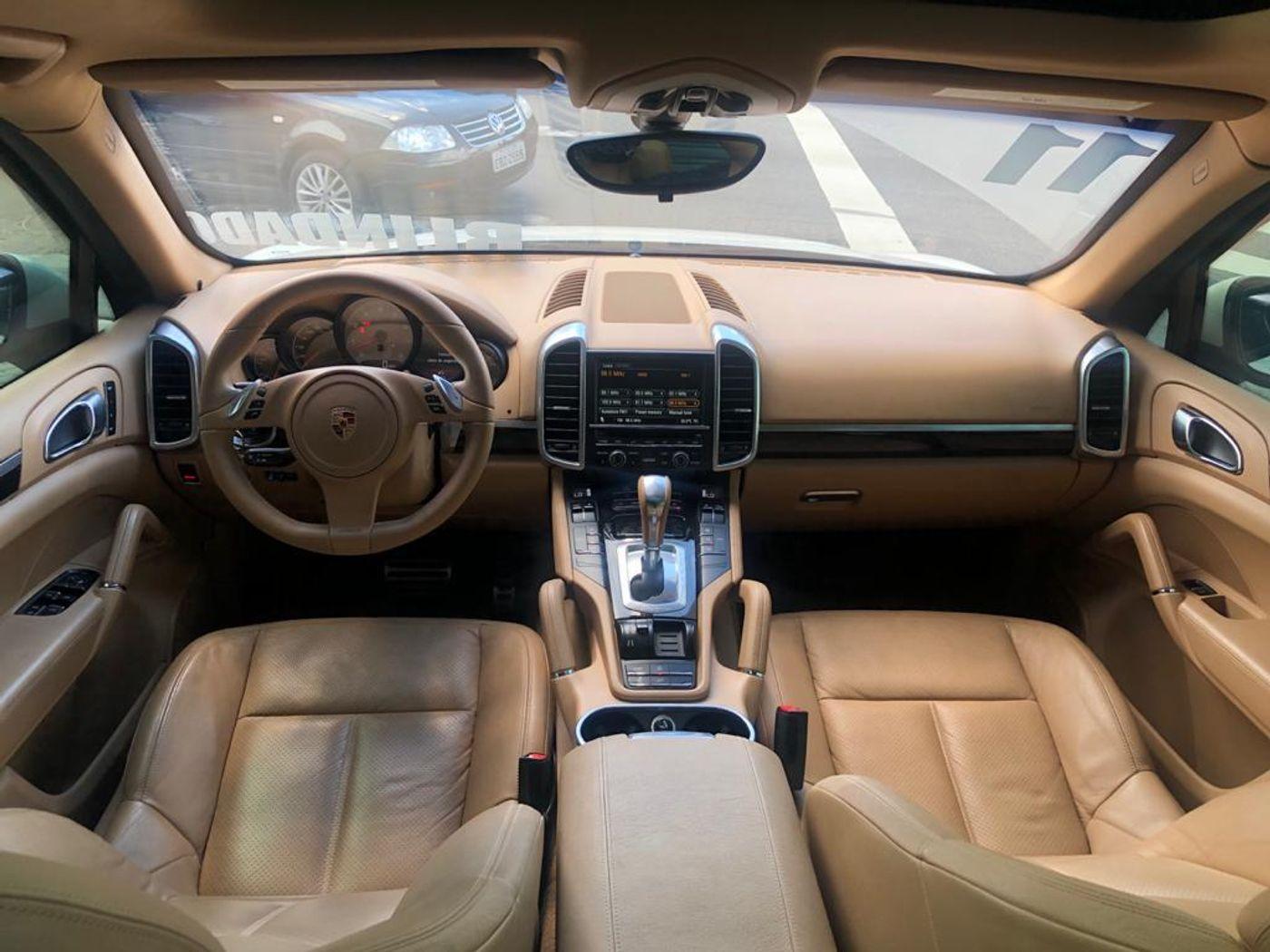 Porsche Cayenne S 4.5/4.8