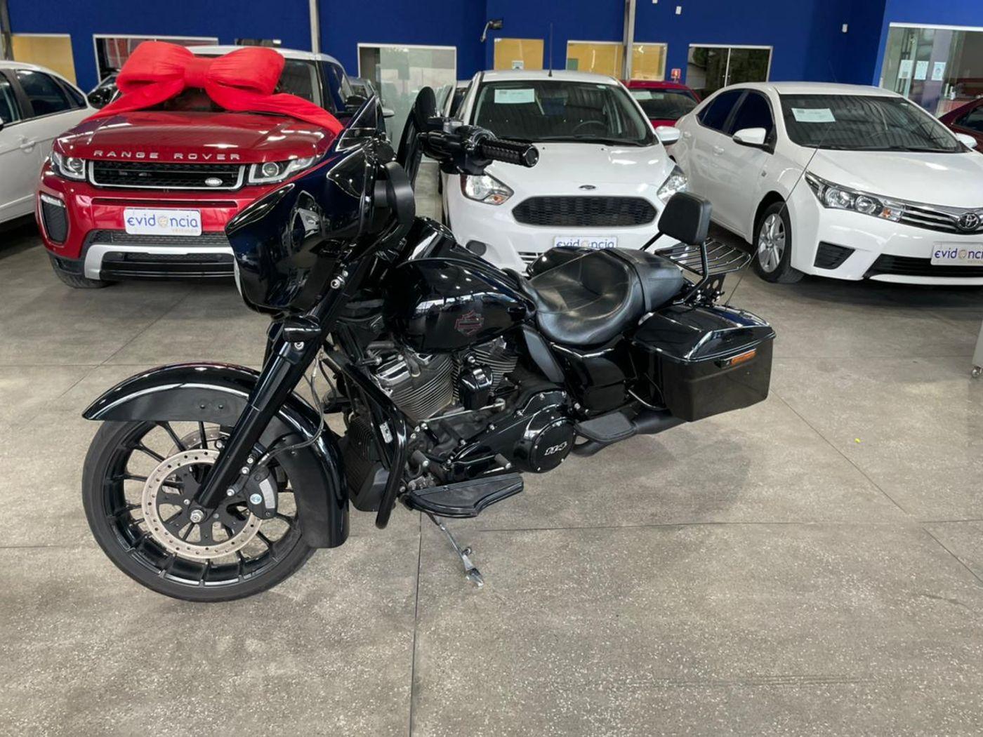 Harley STREET GLIDE SPECIAL FLHXS