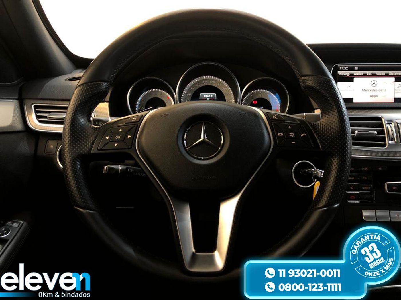Mercedes E-250 CGI Avantgarde 2.0 TB 211cv Aut.