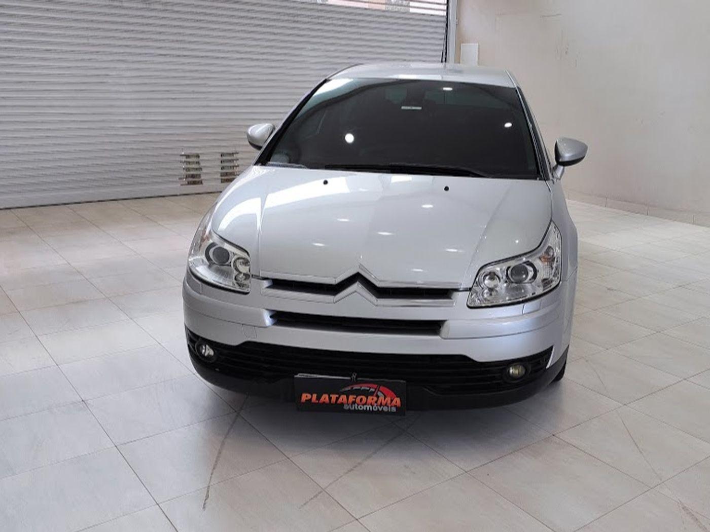 Citroën C4 PAL.Excl/Excl(Tech.) 2.0/2.0 Flex Aut