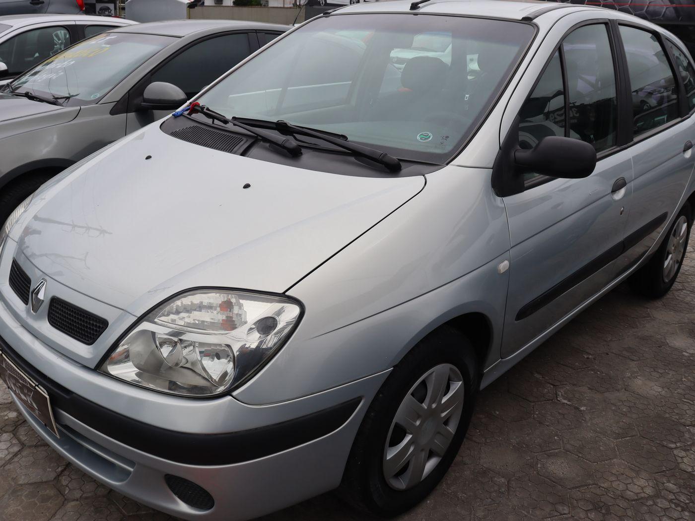Renault Scénic RT/Auth/Auth/Kids Hi-Flex 1.6 16V
