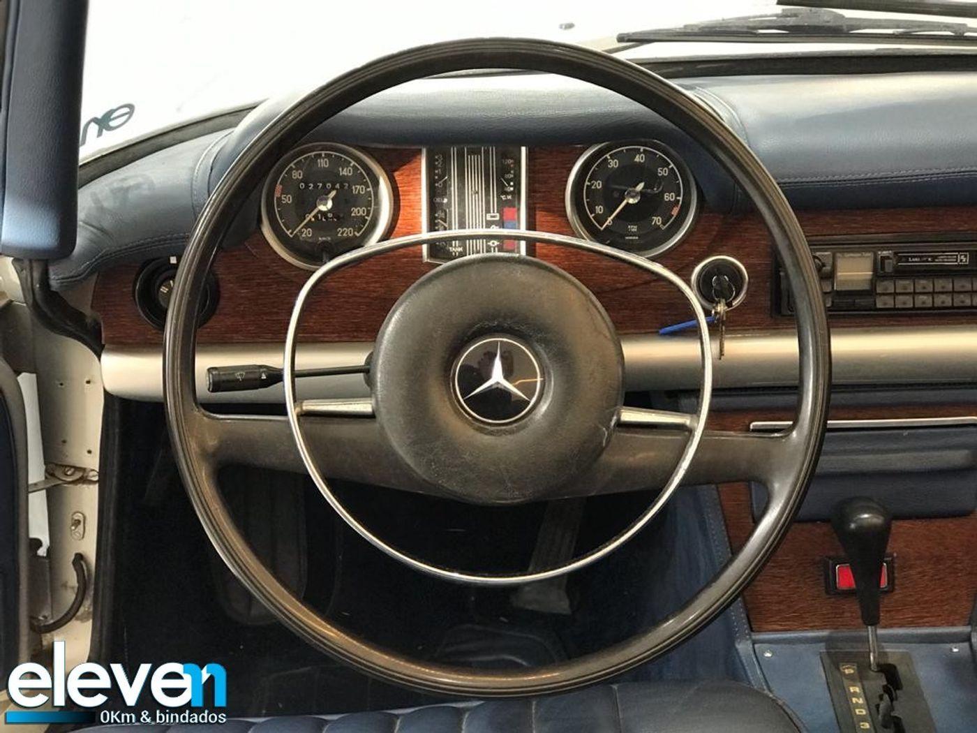 Mercedes 280s