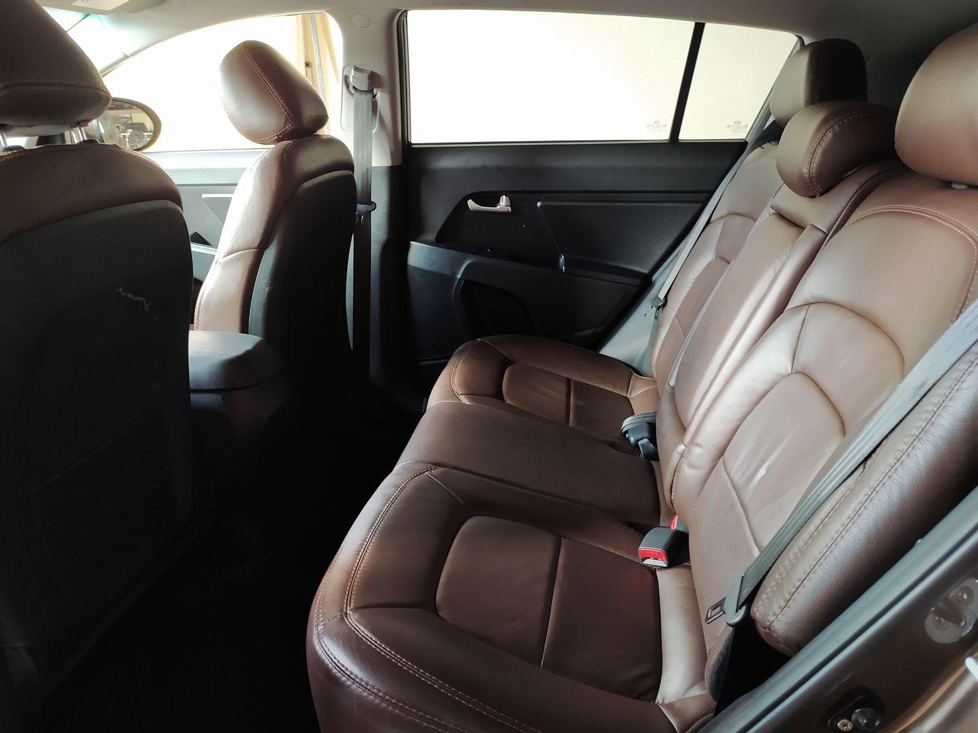 Kia Motors Sportage LX 2.0 16V/ 2.0 16V Flex  Aut.