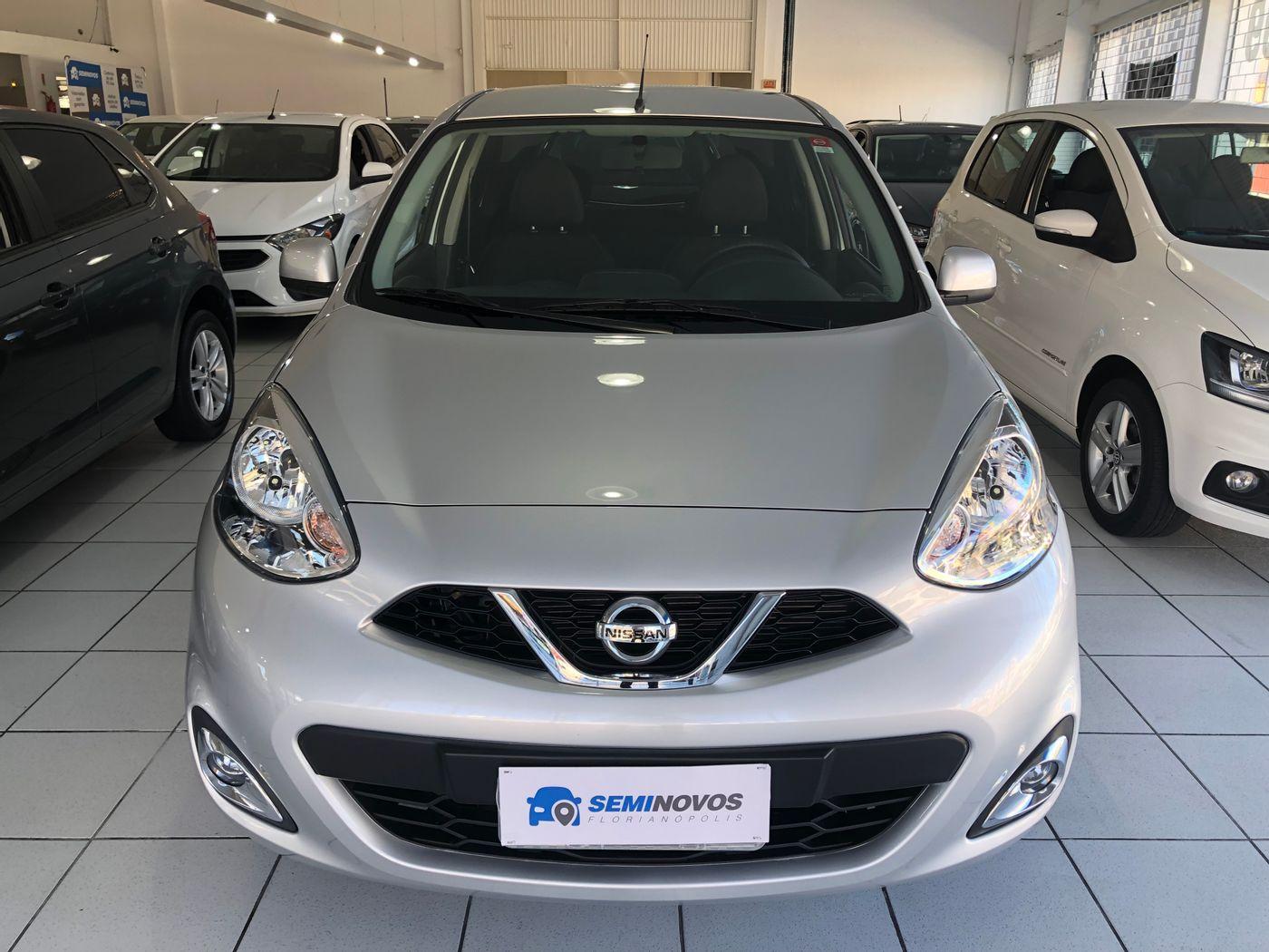 Nissan MARCH SV 1.0 12V Flex 5p