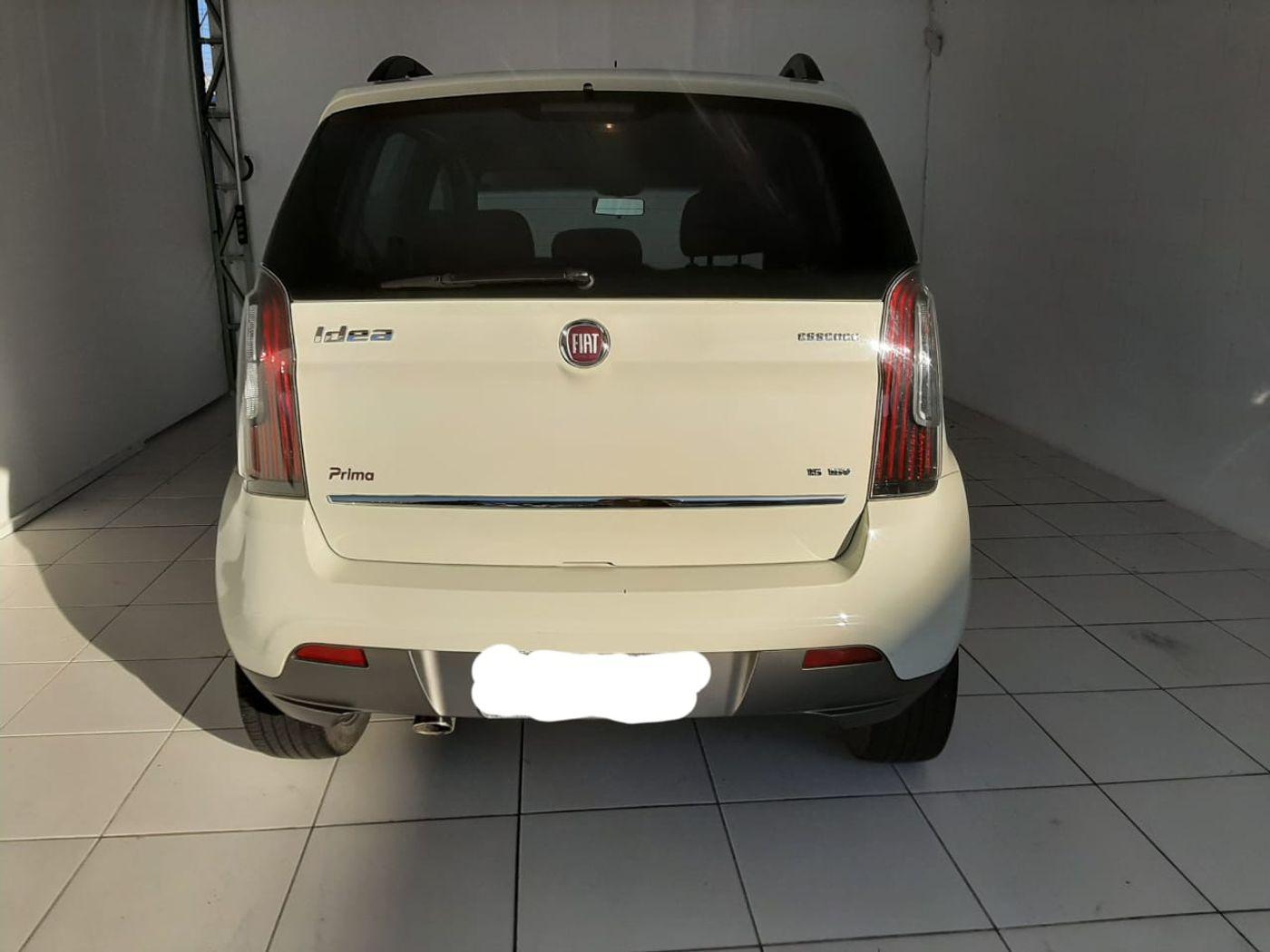 Fiat Idea ESSENCE SUBLIME 1.6 Flex 16V 5p