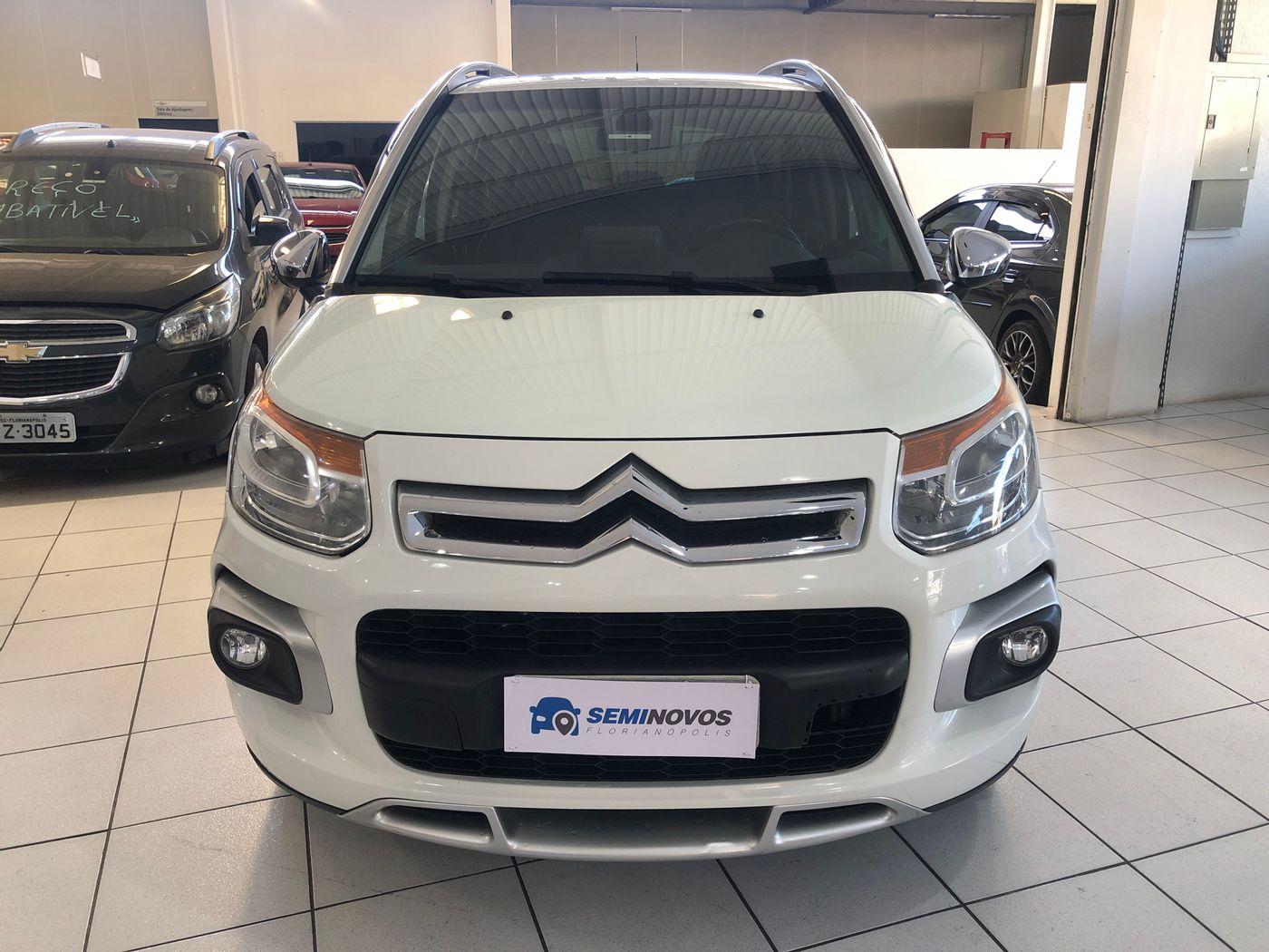 Citroën AIRCROSS Exclusive 1.6 Flex 16V 5p Aut.