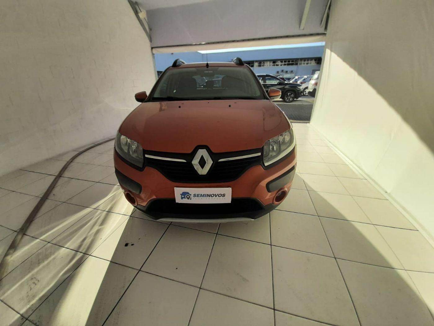 Renault SANDERO STEP. Easy R H-Power 1.6 8V