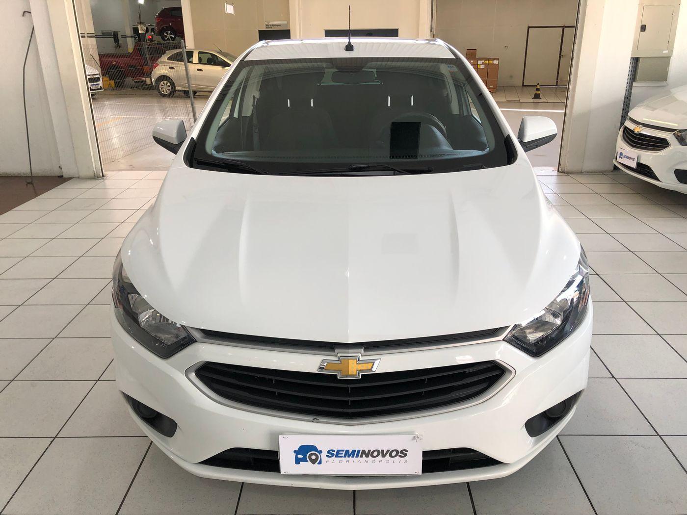 Chevrolet ONIX HATCH LT 1.4 8V FlexPower 5p Aut.