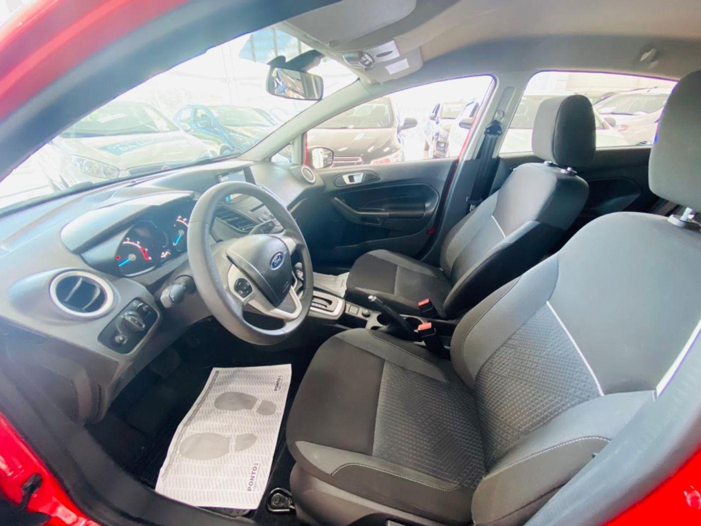 Ford Fiesta SE Plus 1.6 16V Flex Aut. 5p