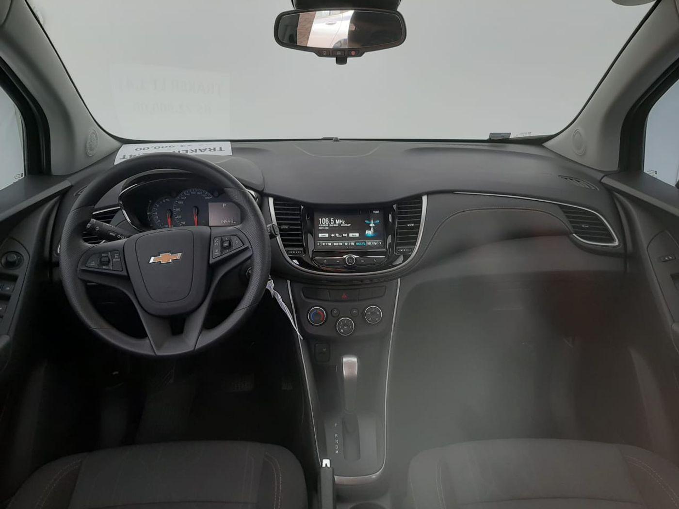 Chevrolet TRACKER LT 1.4 Turbo 16V Flex 4x2 Aut.