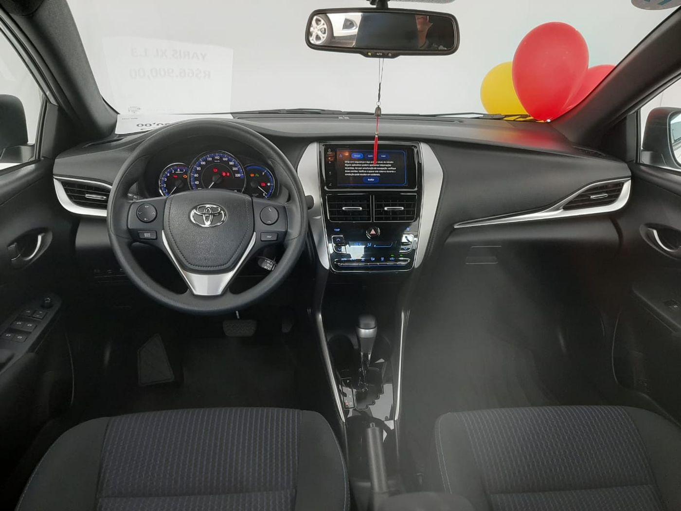 Toyota YARIS XL Plus Tech 1.3 Flex 16V Aut.