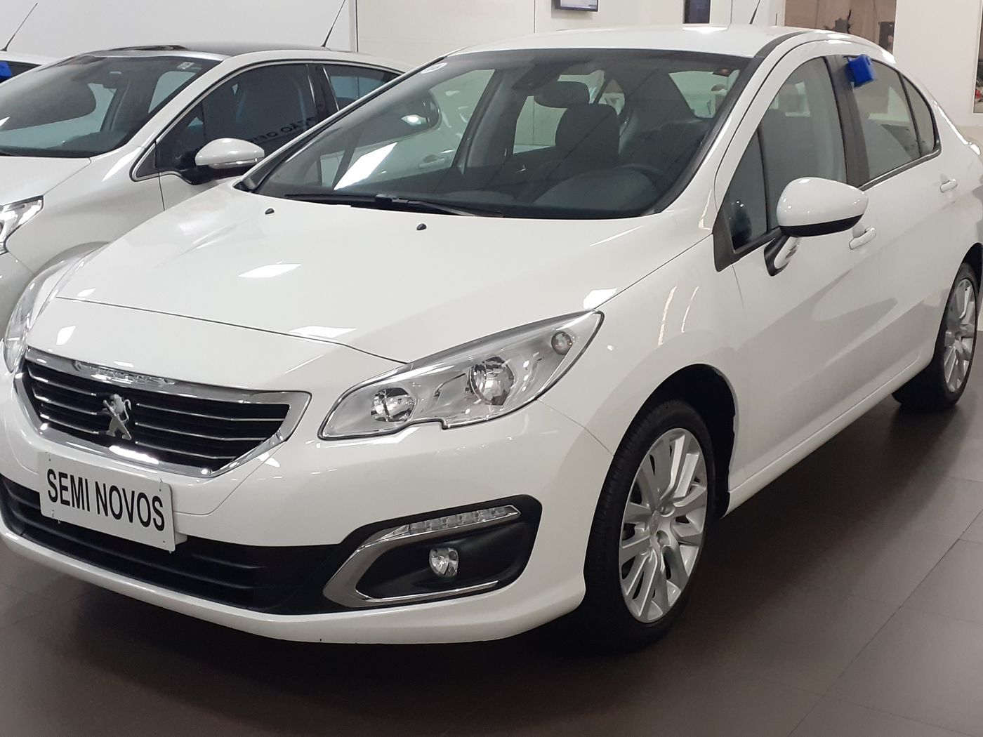 Peugeot 408 Sedan Allure 2.0 Flex 16V 4p Aut.