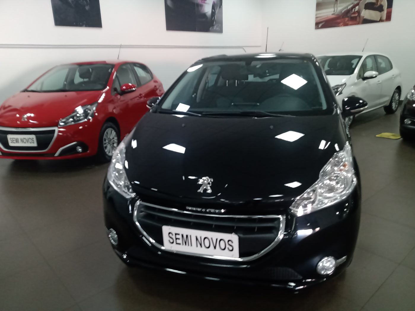 Peugeot 208 Active Pack 1.6 Flex 16V 5p Aut.