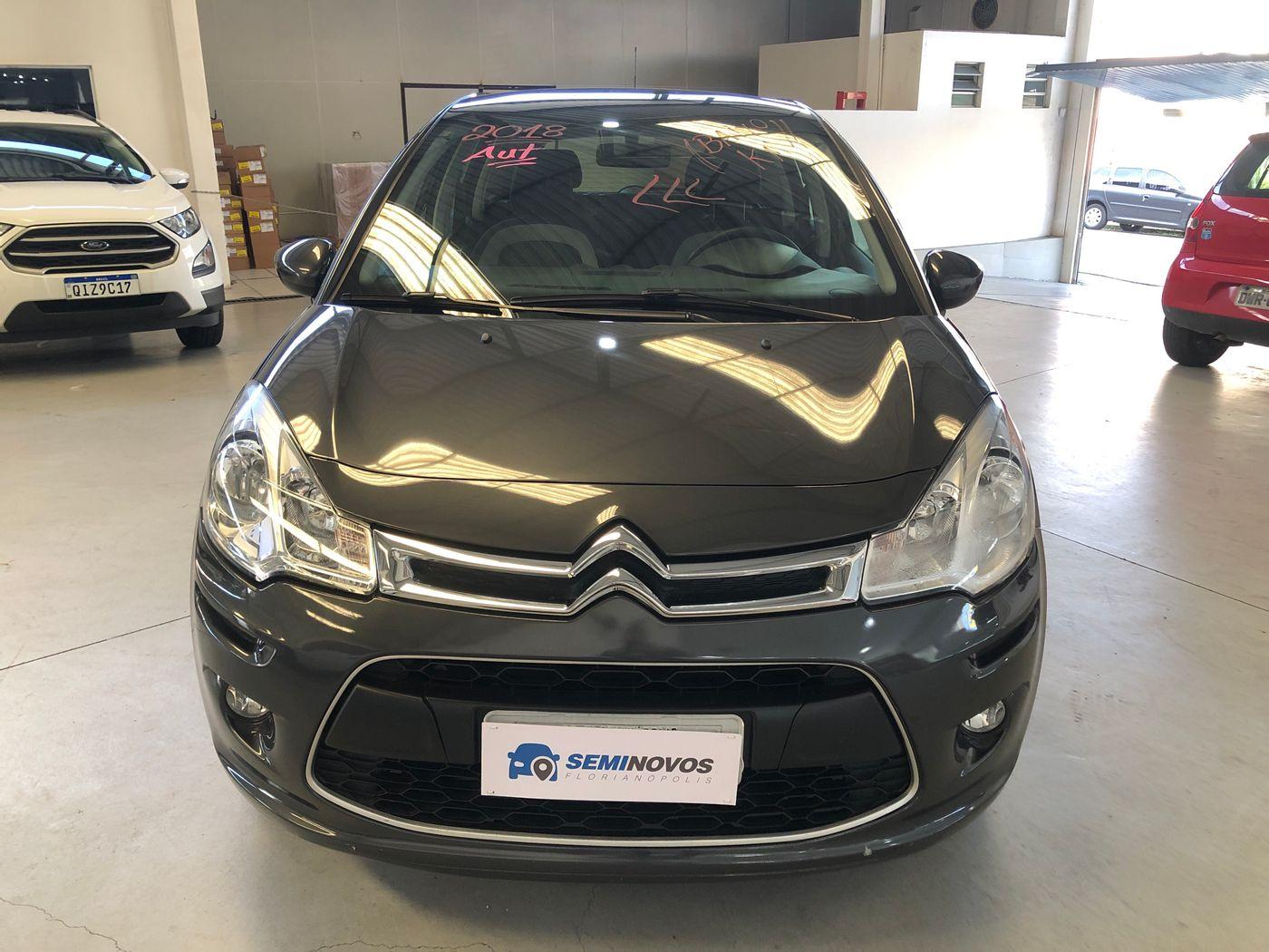Citroën C3 Tendance 1.6 VTi Flex Start 16V Aut.