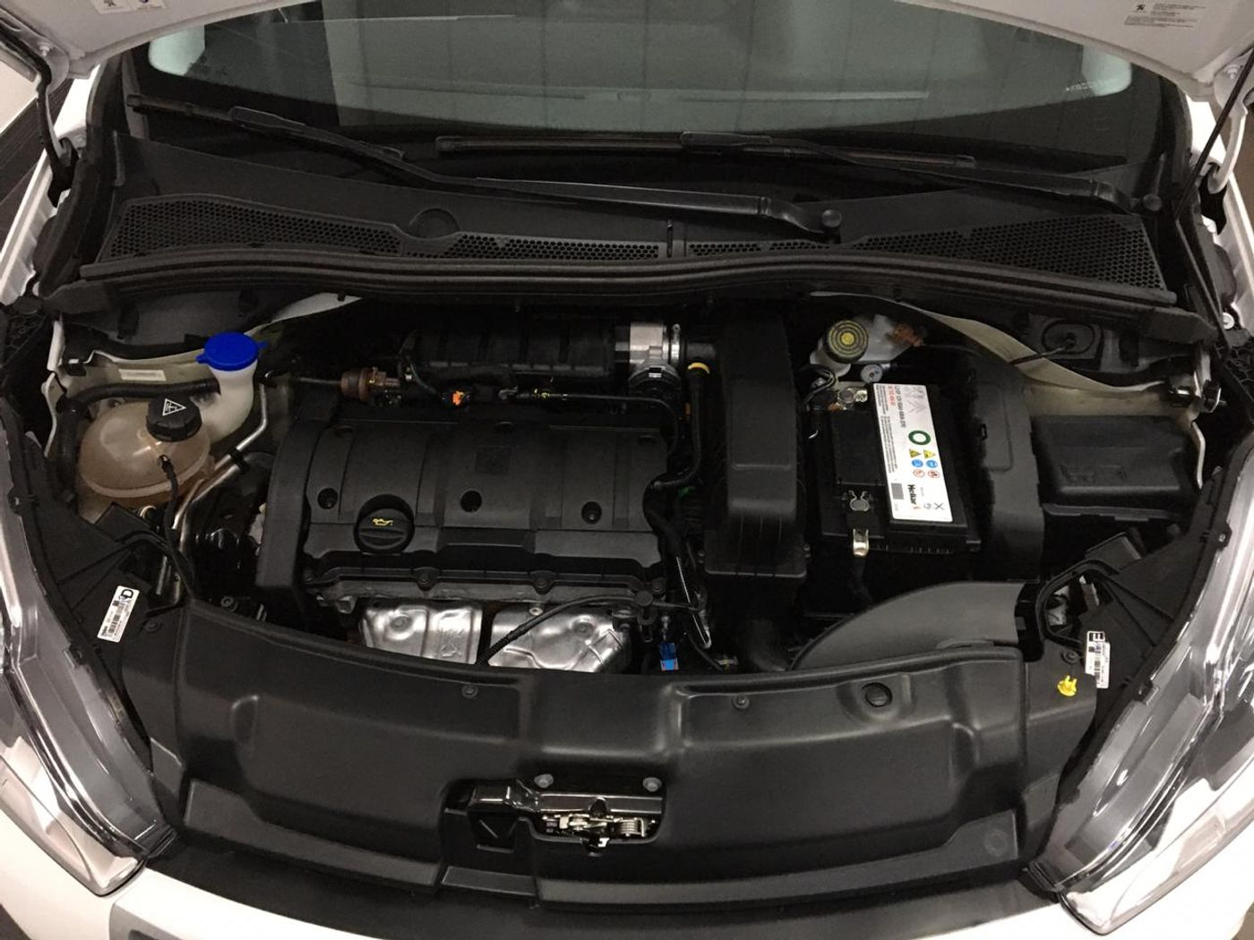 Peugeot 208 Active Pack 1.6 Flex 16V 5p Aut.