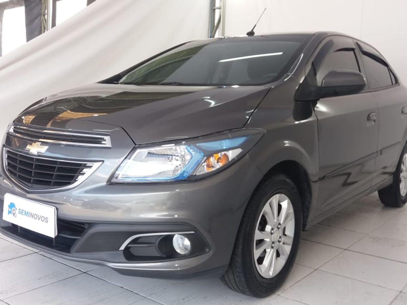 Chevrolet PRISMA Sed. LTZ 1.4 8V FlexPower 4p Aut.