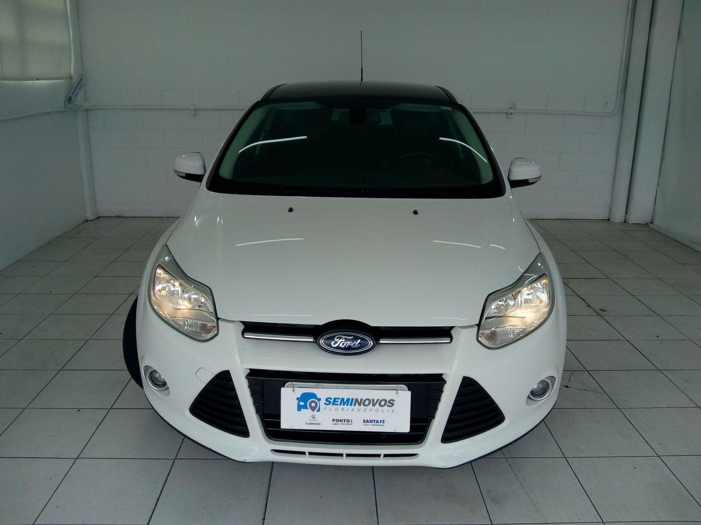 Ford Focus TITA/TITA Plus 2.0  Flex 5p Aut.