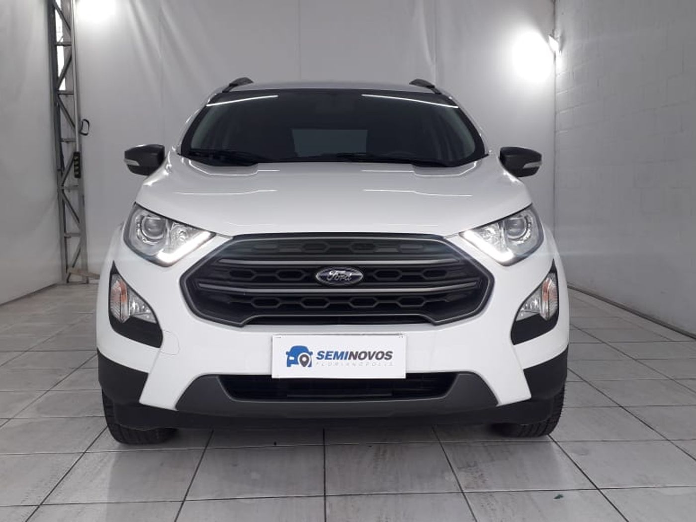 Ford EcoSport FREESTYLE 1.5 12V Flex 5p Aut.