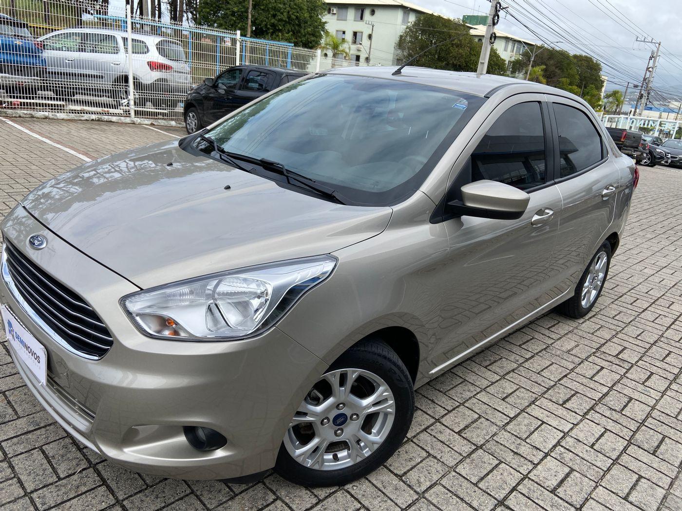 Ford Ka SEL 1.5 16V Flex 5p