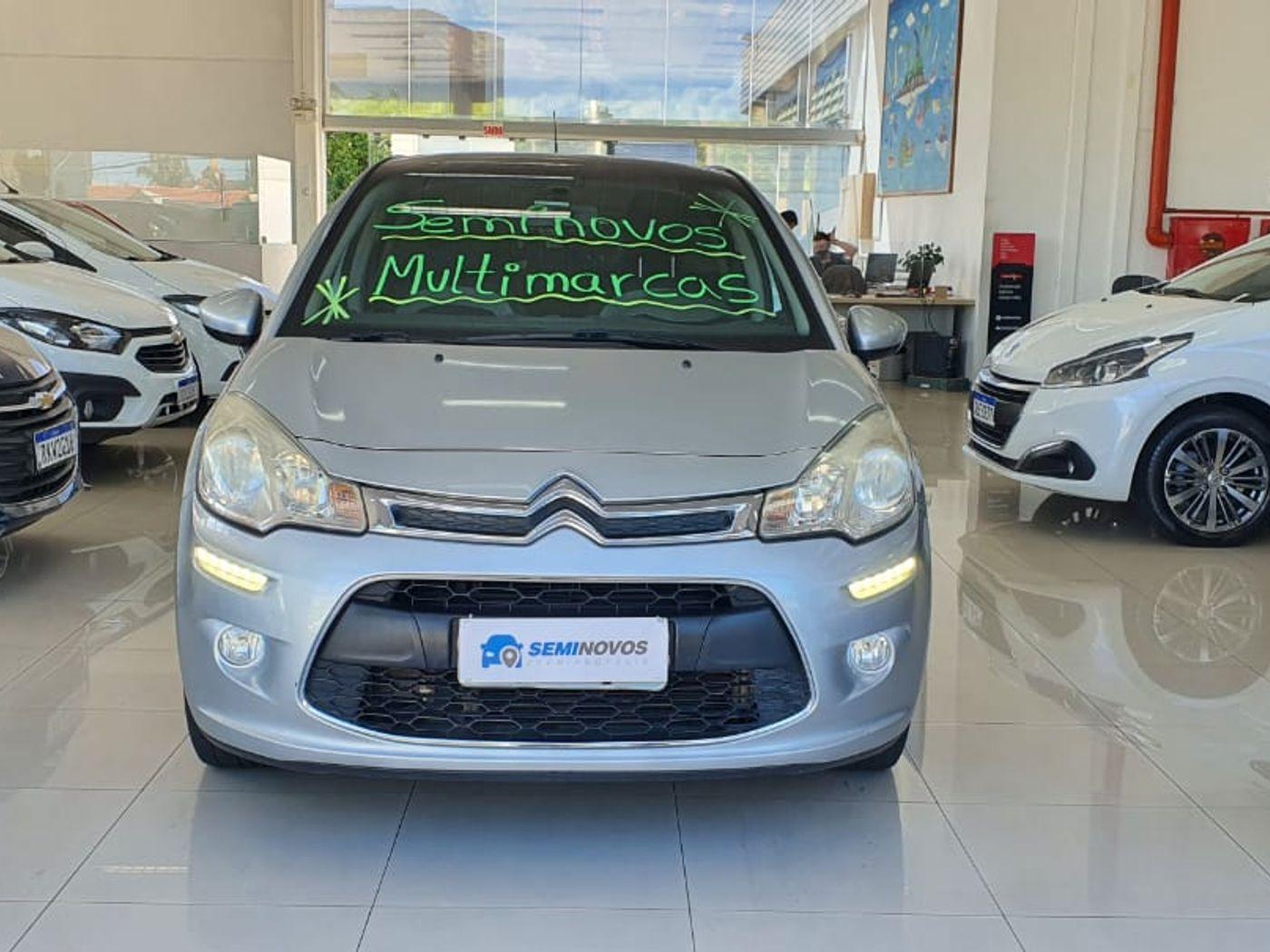 Citroën C3 Picasso Tendance 1.6 Flex 16V 5p Aut.