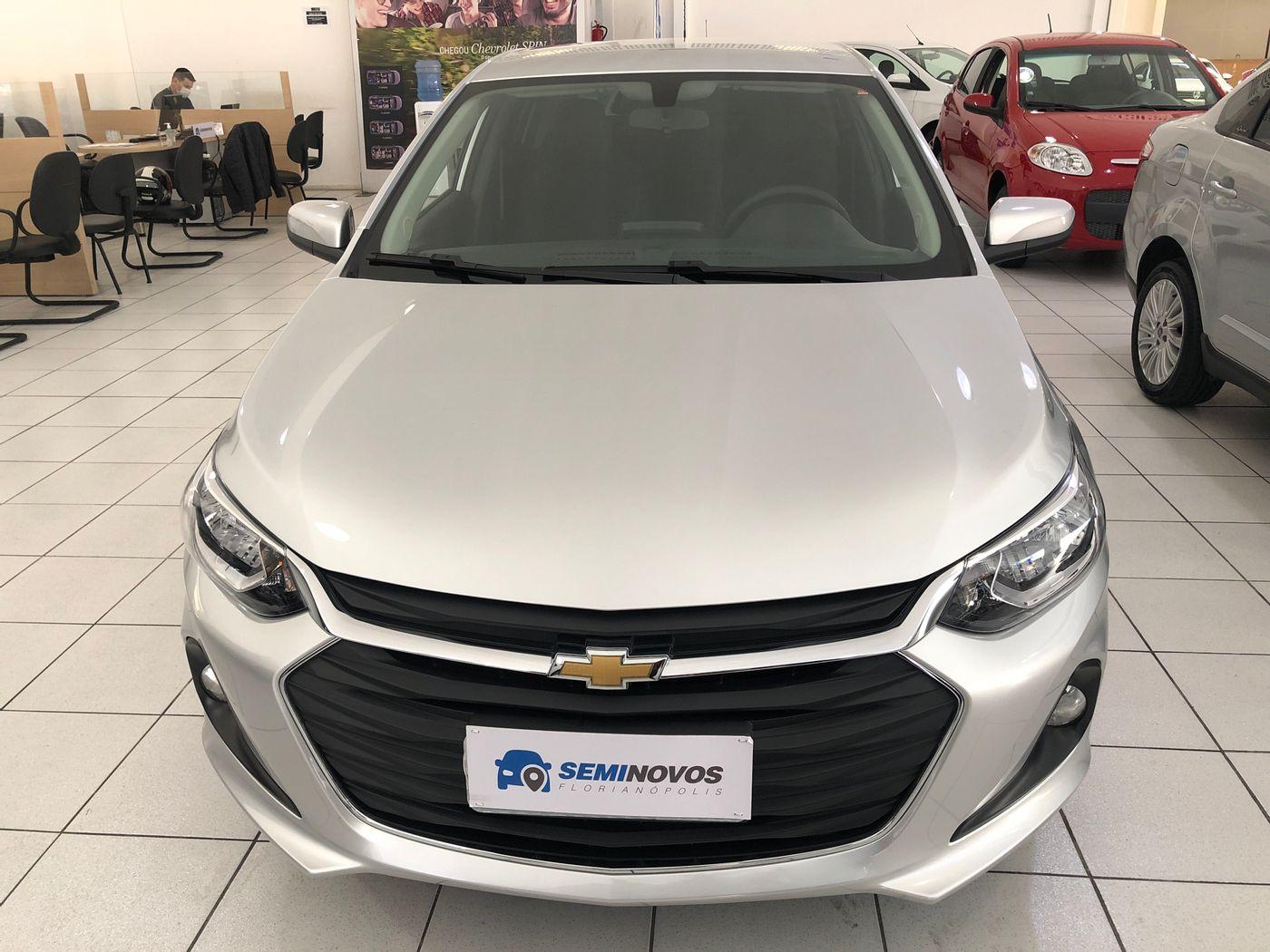 Chevrolet ONIX SEDAN Plus LTZ 1.0 12V TB Flex Aut.