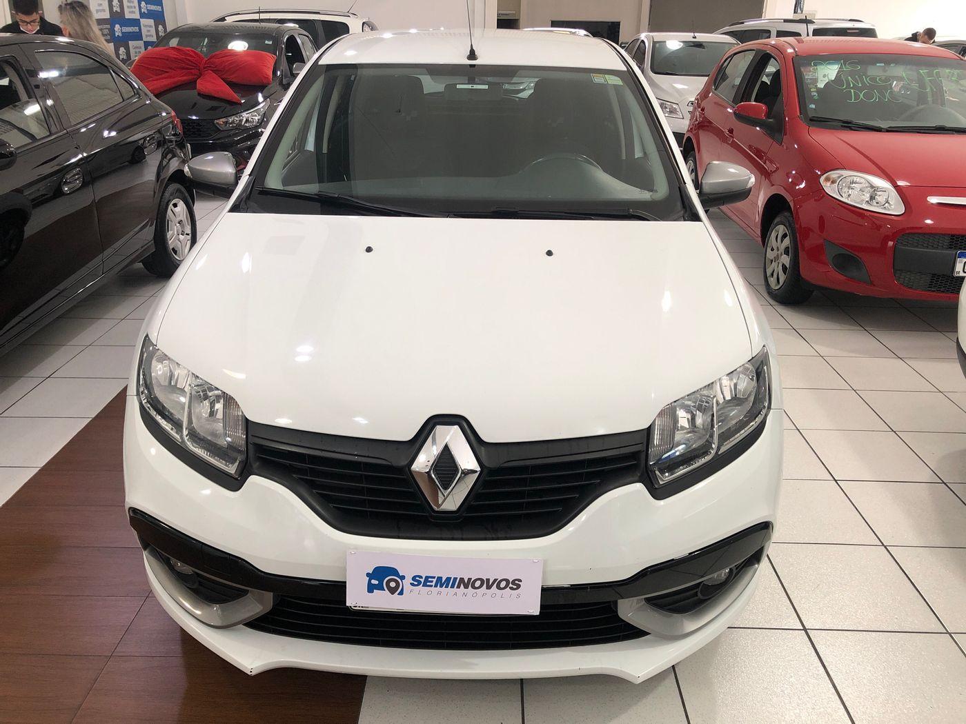 Renault SANDERO GT line Flex 1.6 16V 5p