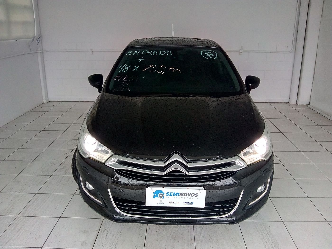 Citroën C4 LOUNGE Exclusive 1.6 Turbo Flex Aut.