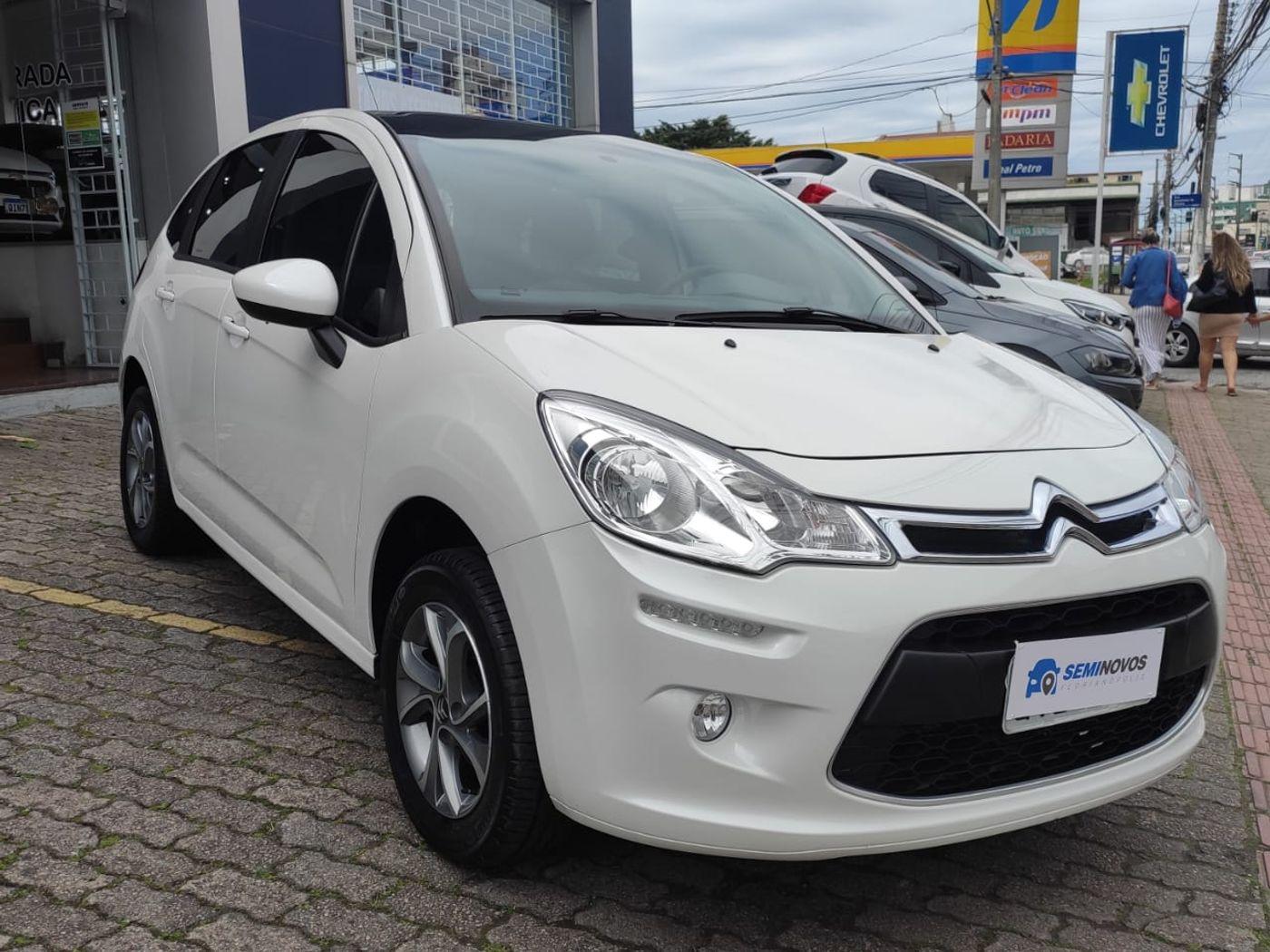 Citroën C3 Attraction Pure Tech 1.2 Flex 12V Mec